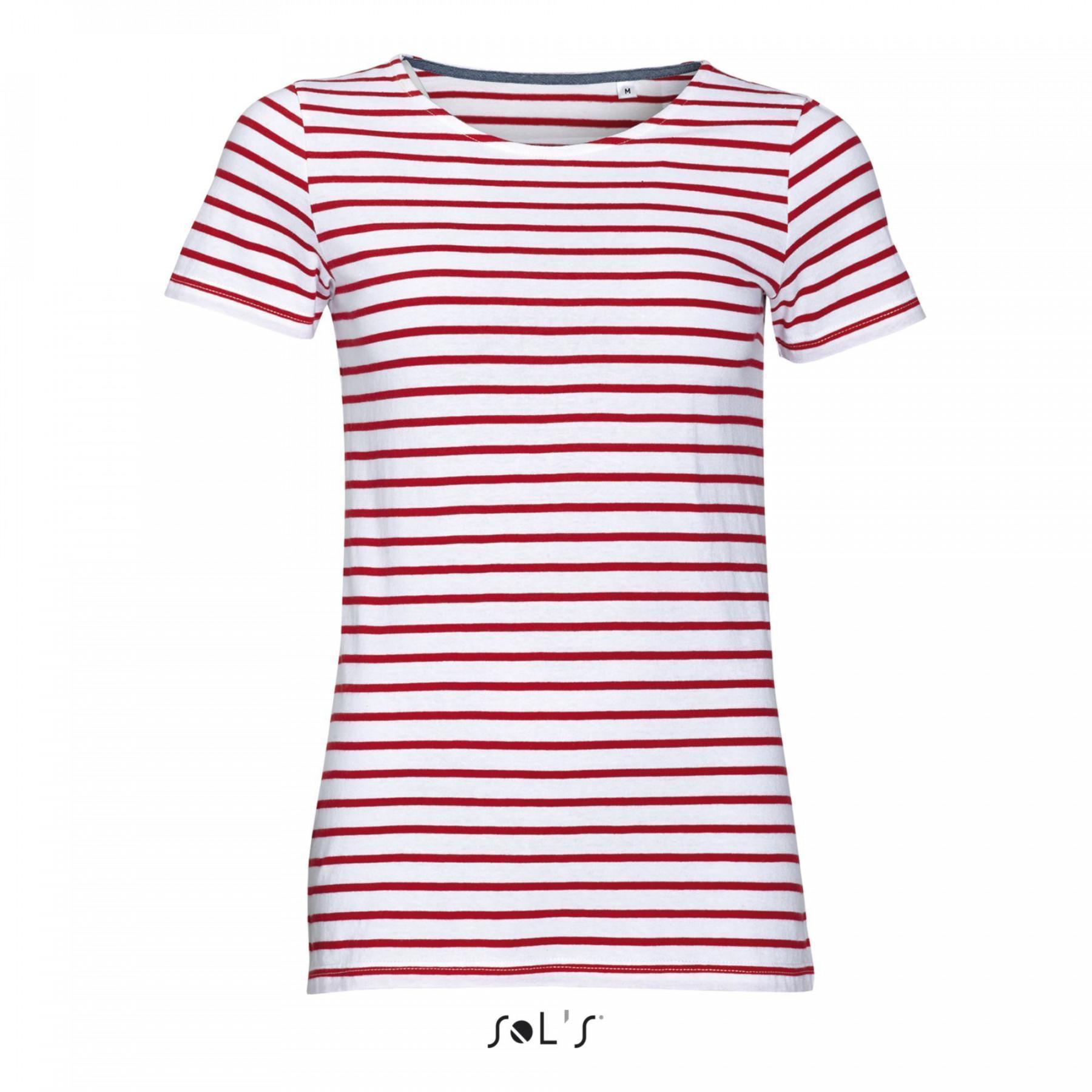 Sol's Miles women's T-shirt