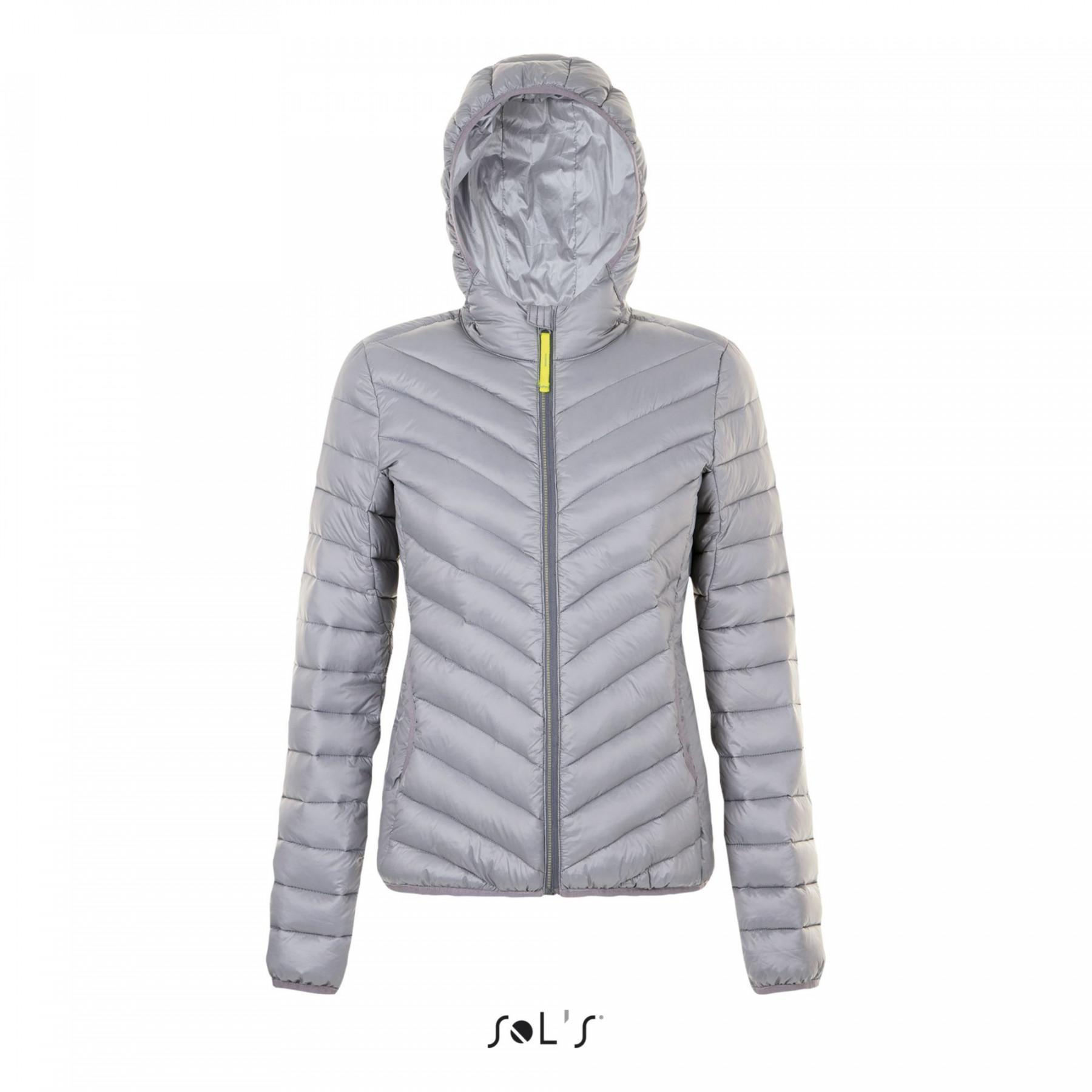 Women's down jacket Sol's Ray