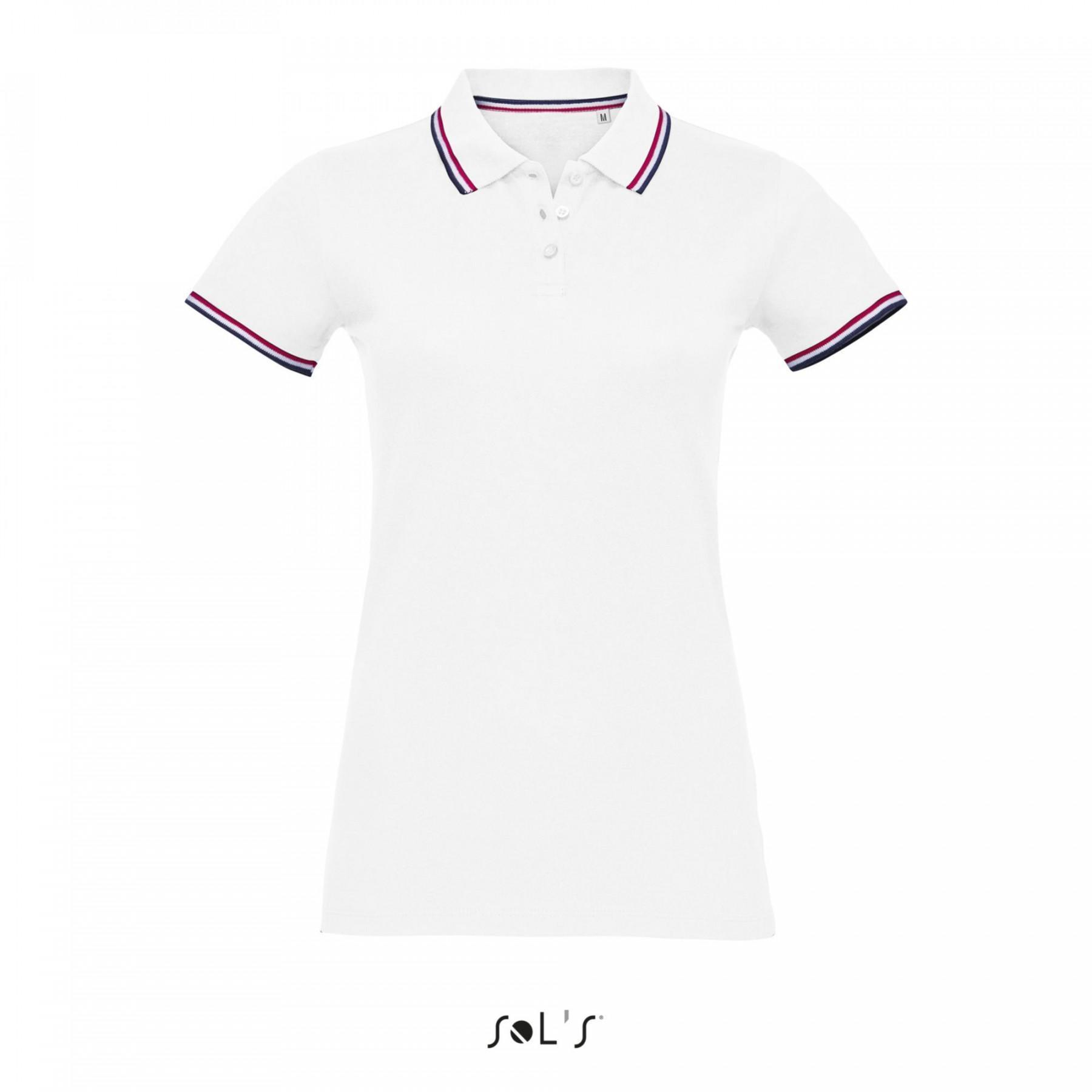 Women's polo shirt Sol's Prestige