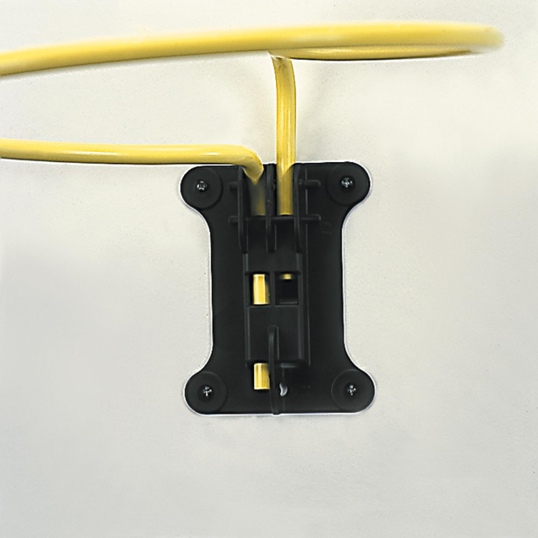 Flexi-basketball single ring support Sporti France