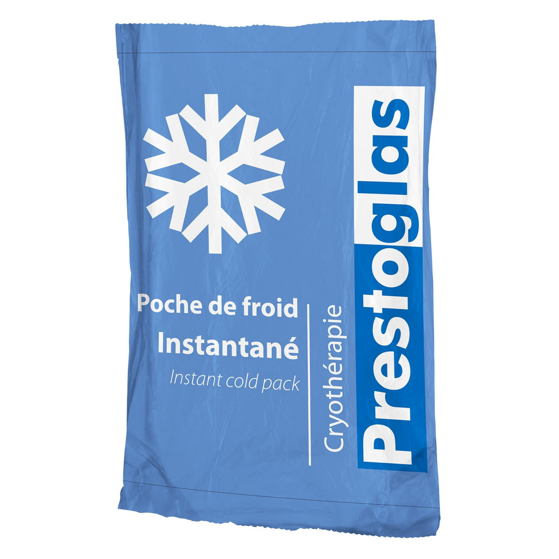 Disposable instant cold compress