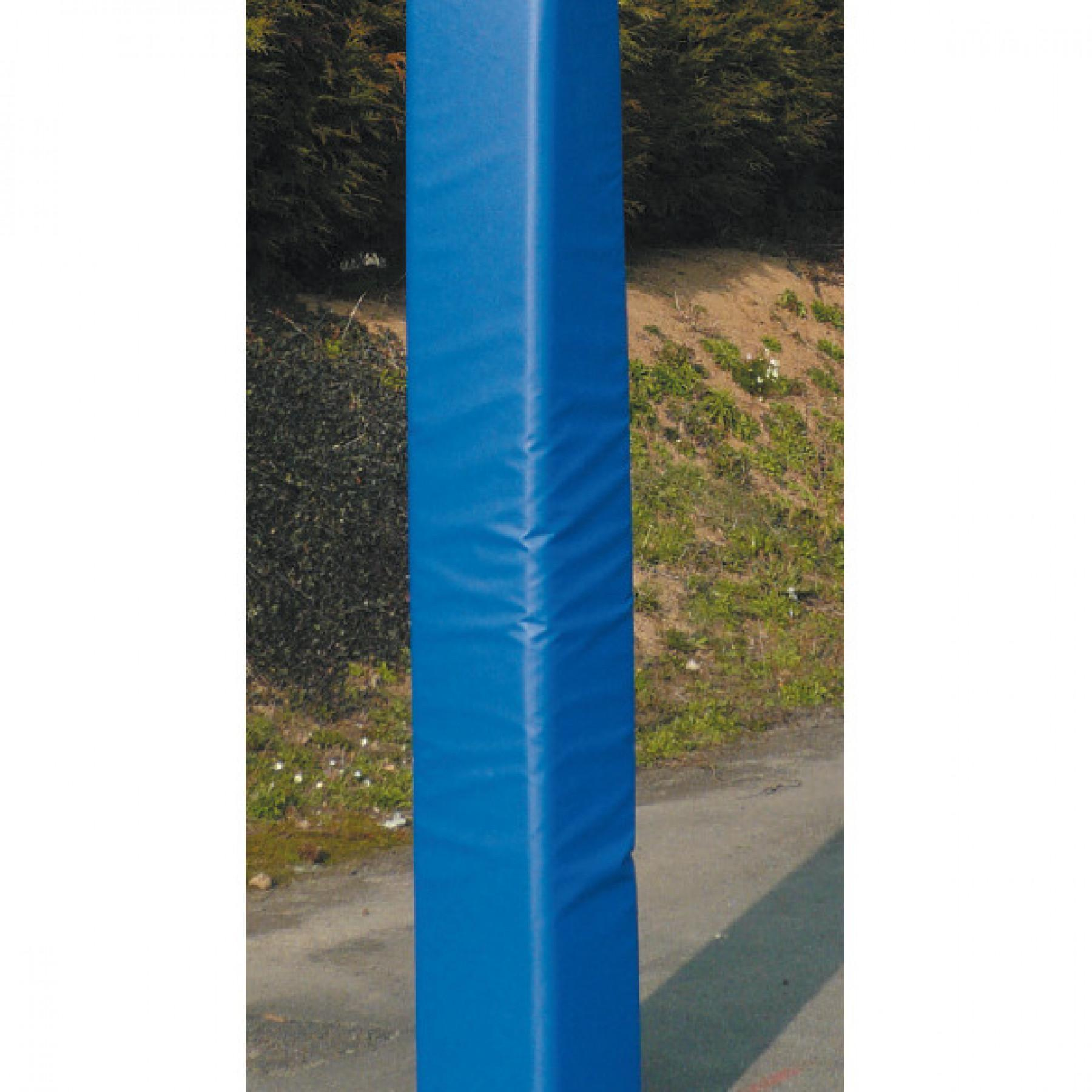 Pair of basketball post protectors 24x24x200 cm Sporti France