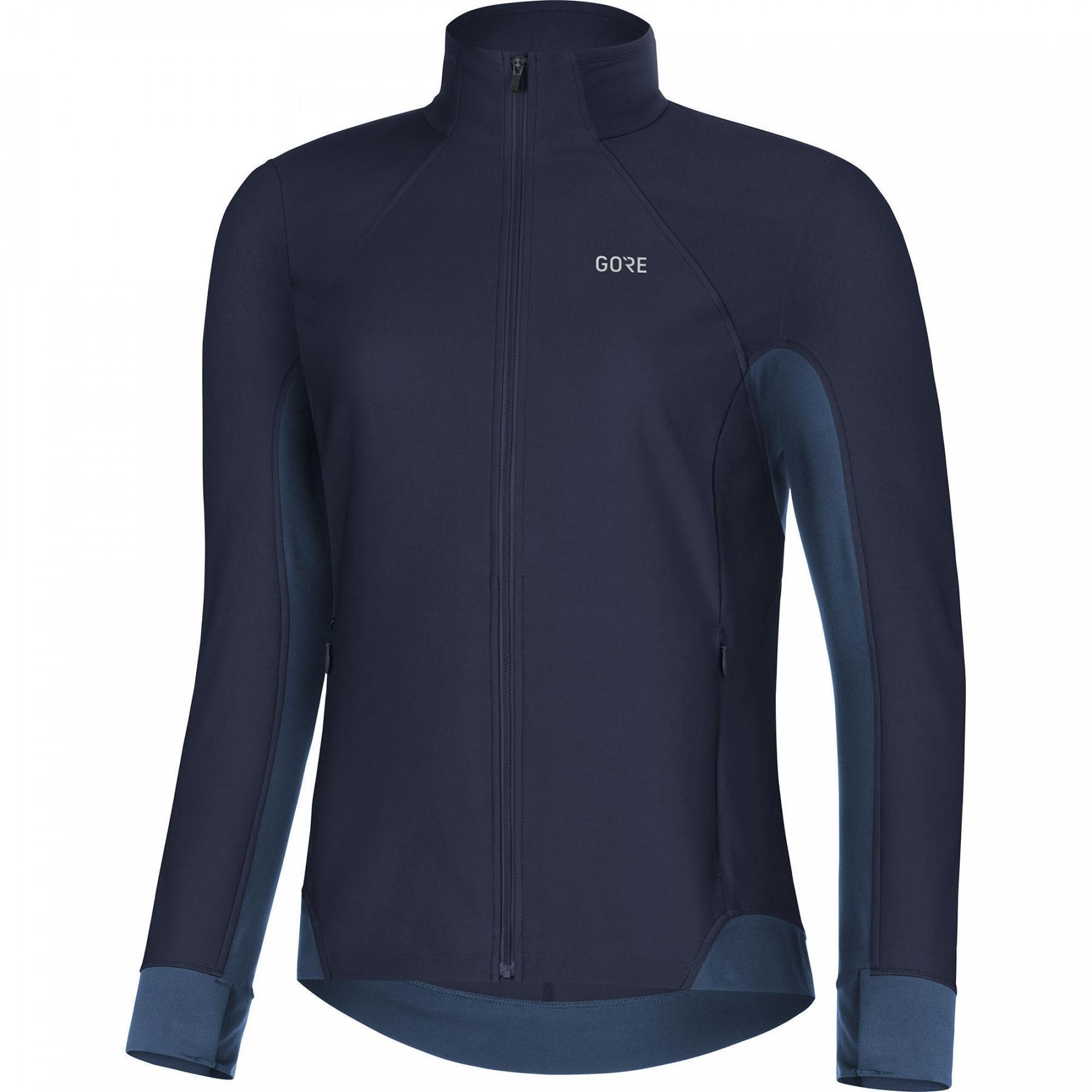 Women's Gore R3 Partial Windstopper® Jersey