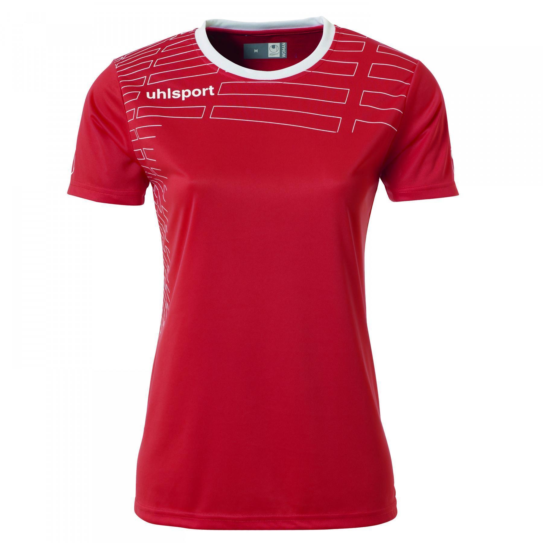 Kit jersey + shorts woman Uhlsport Team Kit