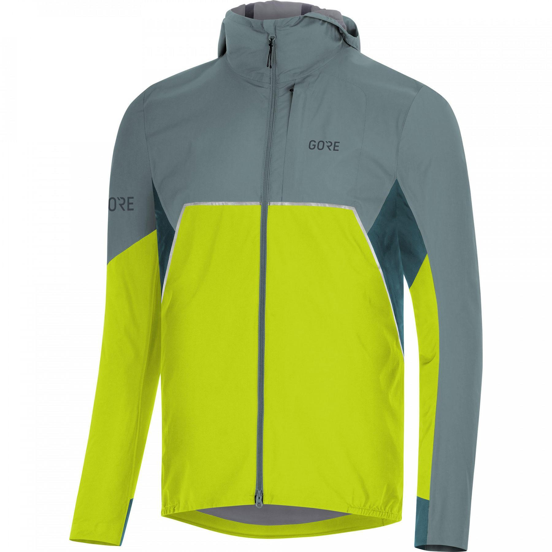 Hooded jacket Gore Partial Gore-Tex Infinium™