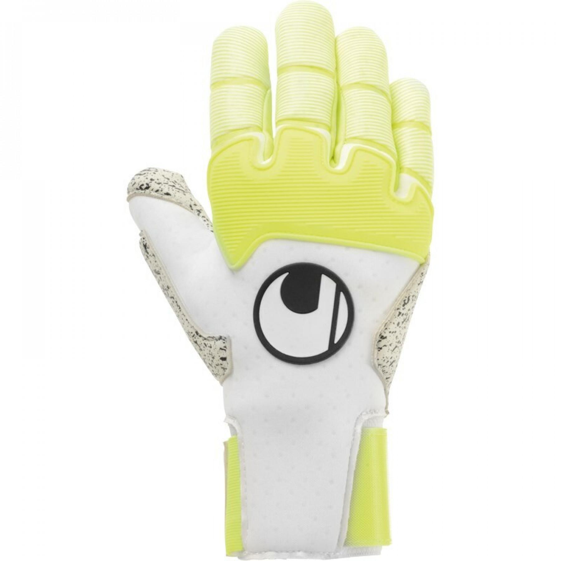 Goalkeeper gloves Uhlsport Pure alliance supergrip+ reflex