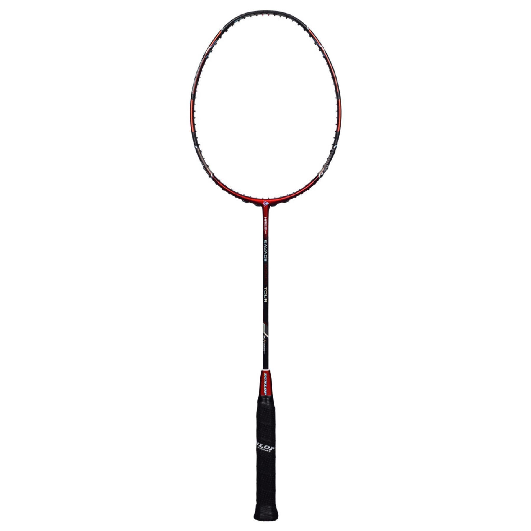Racket Dunlop nanoblade savage woven tour