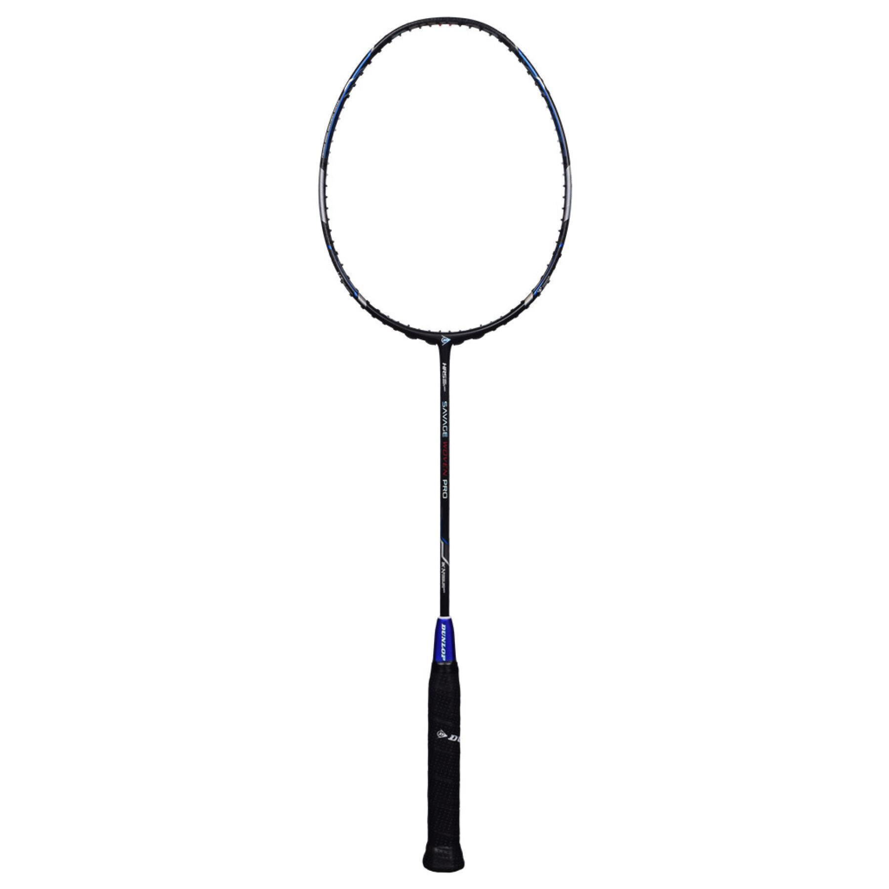 Racket Dunlop nanoblade savage woven pro
