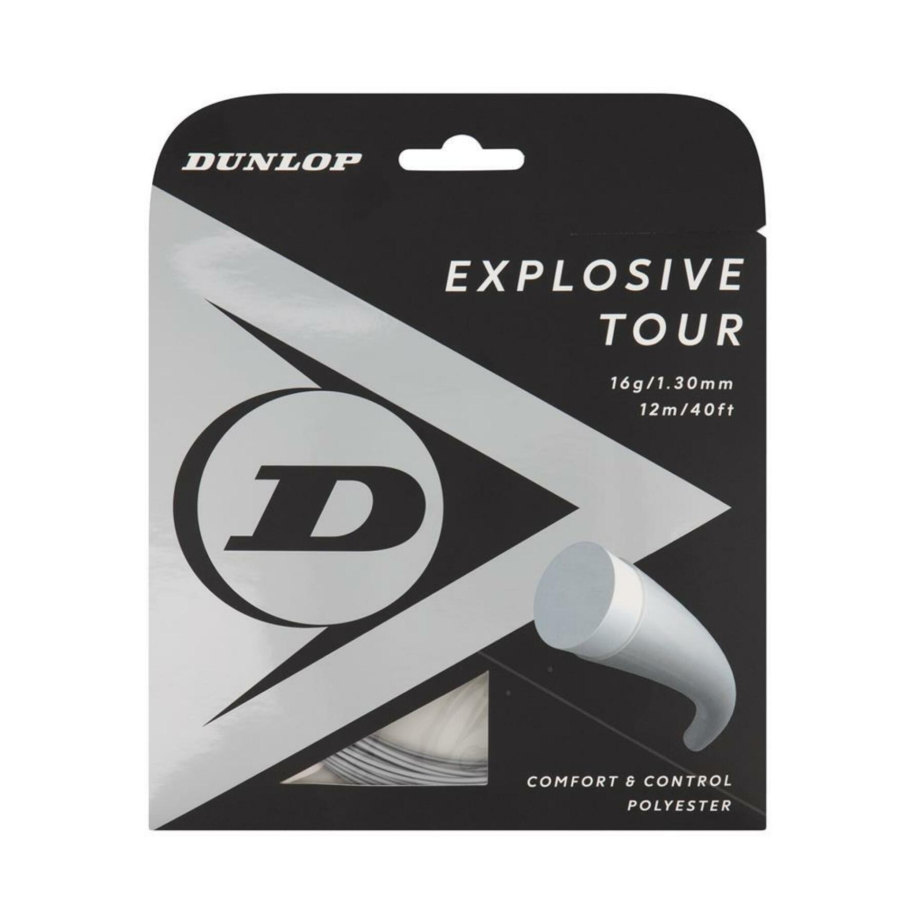 Rope Dunlop explosive tour