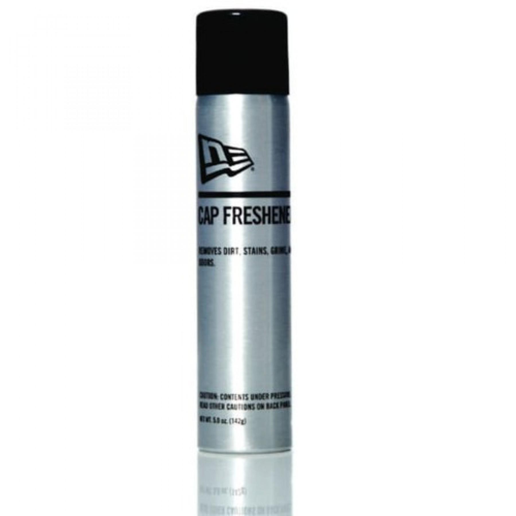 Refreshing New Era cap spray