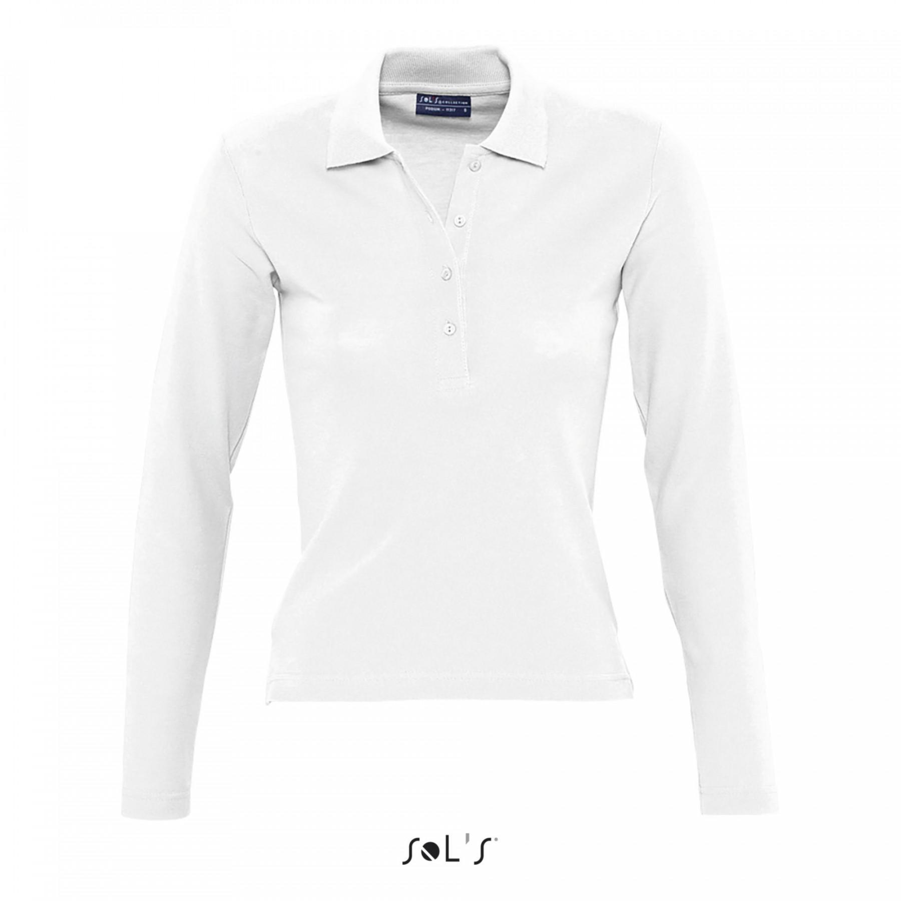 Women's polo shirt Sol's Podium
