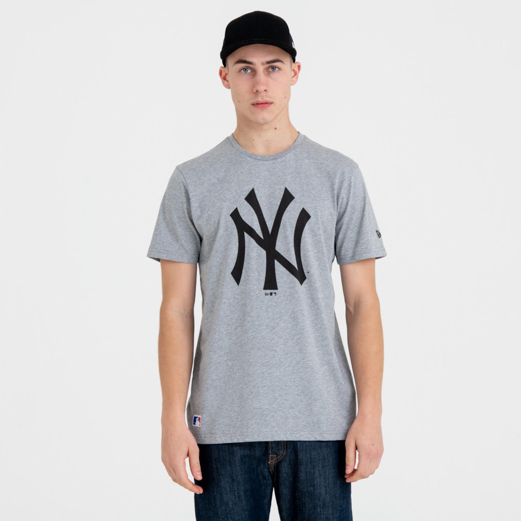 T-shirt New Era New York Yankees logo