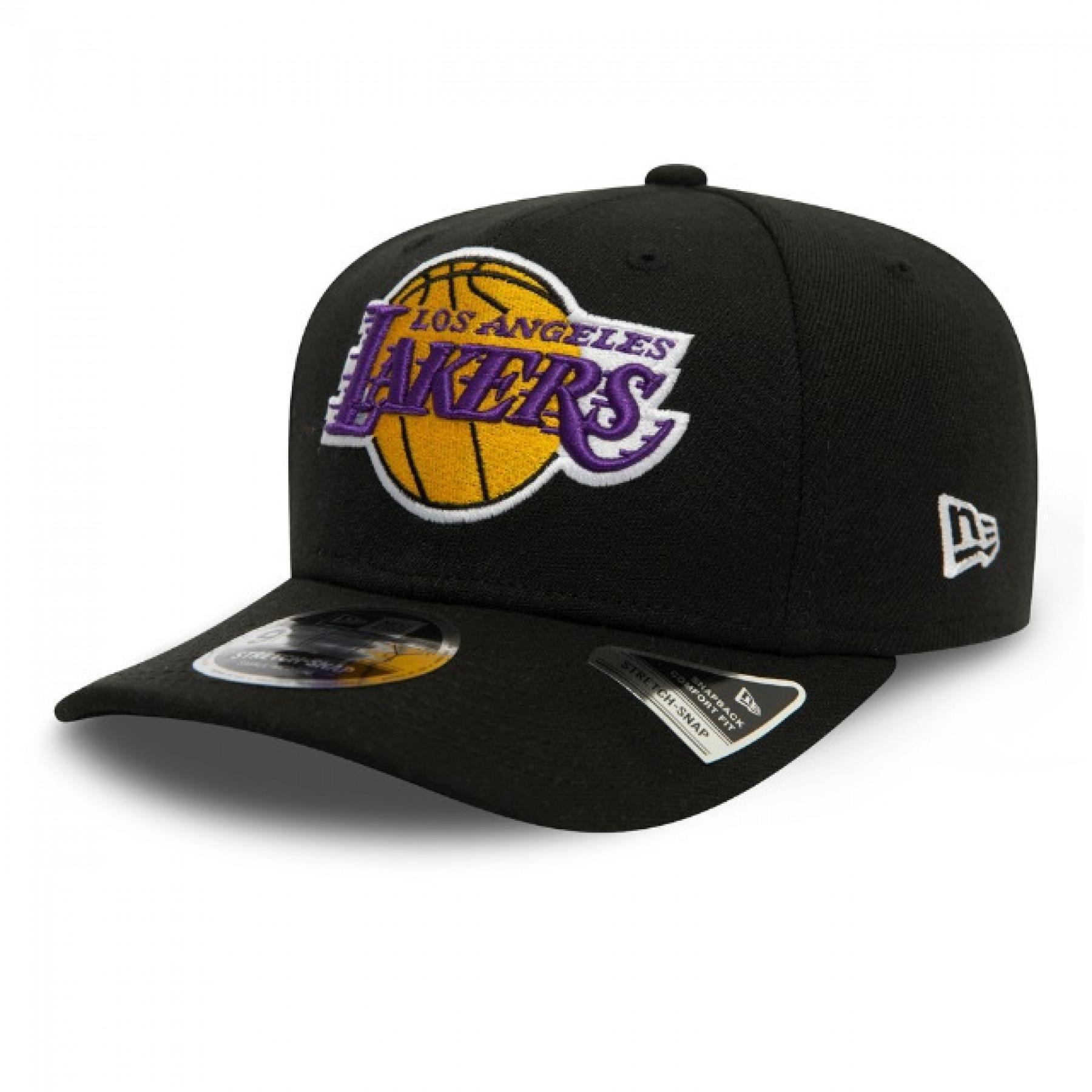 New Era Lakers Stretch 9fifty Cap