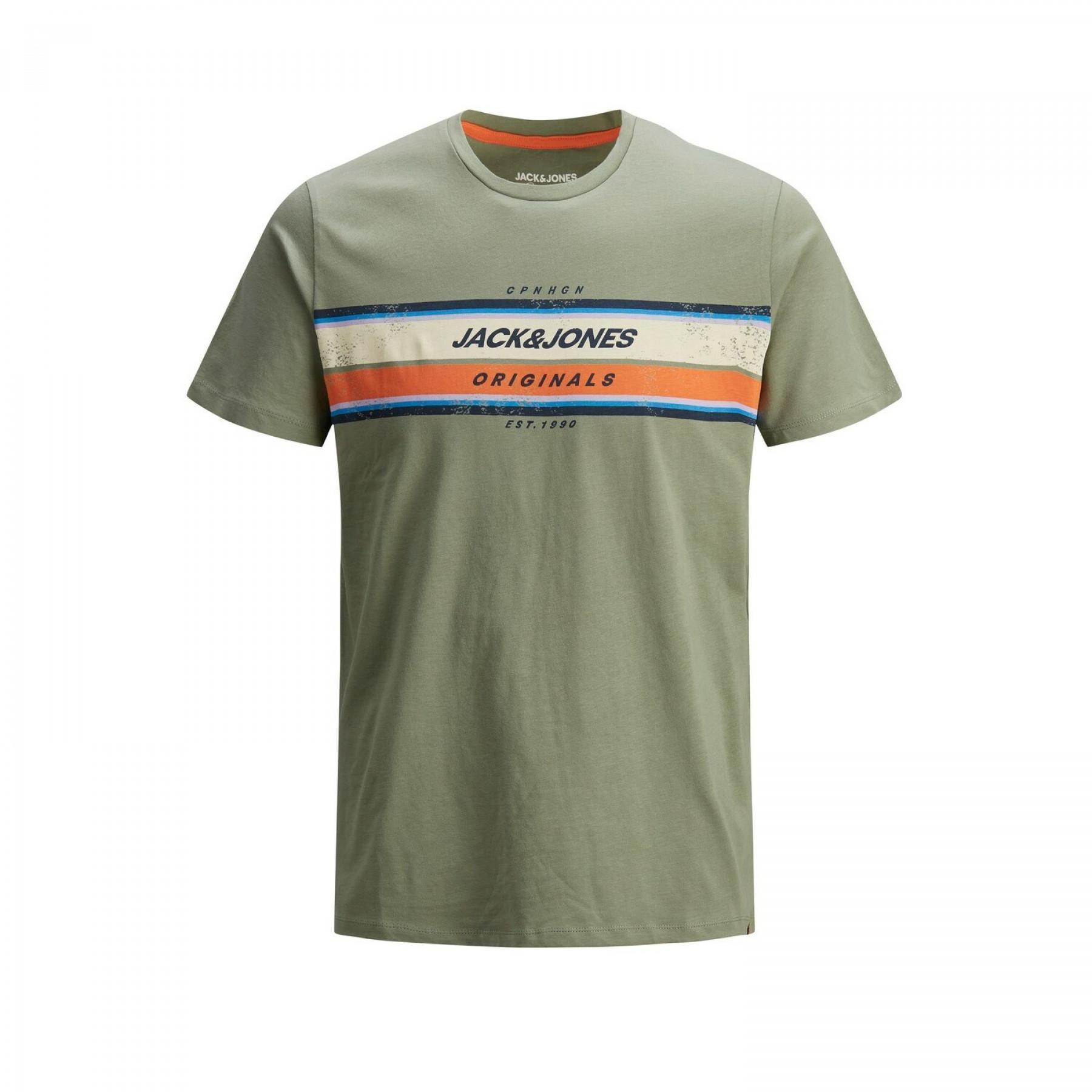 Jack & Jones crew neck tyler t-shirt