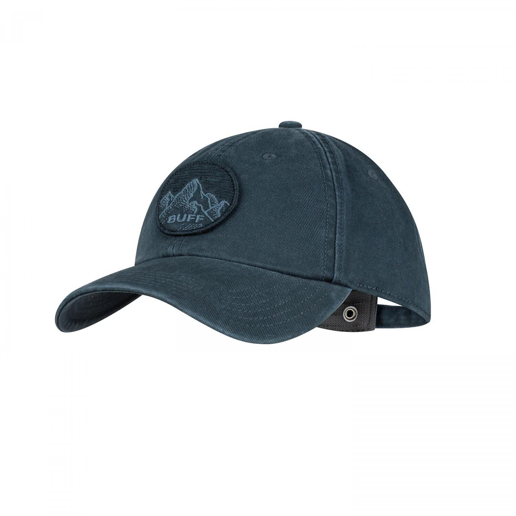 Baseball cap Buff noam dark grey
