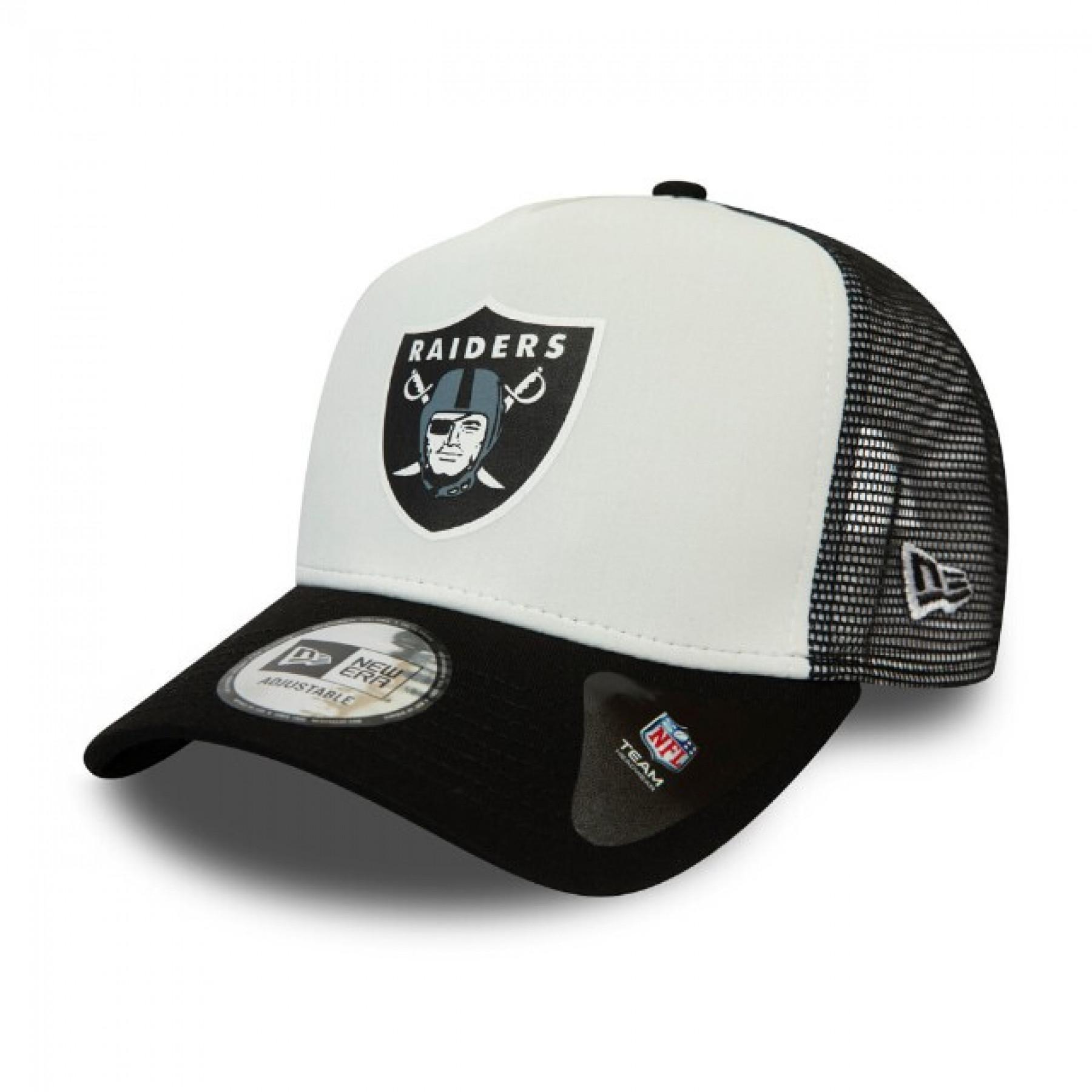 New Era Las Vegas Raiders Colour Block Cap