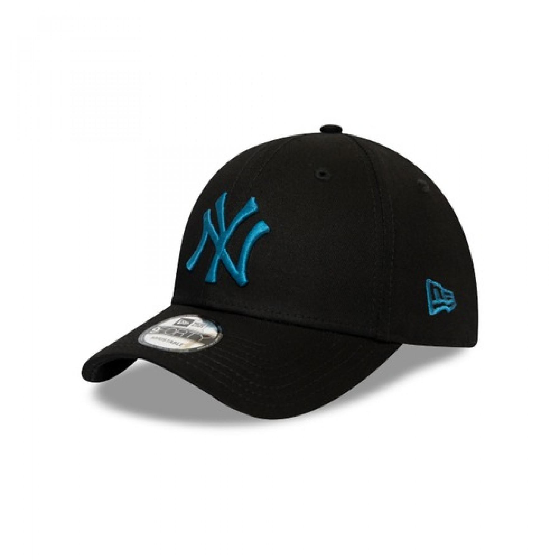 New Era League Essential 9forty New York Yankees Dtl Cap
