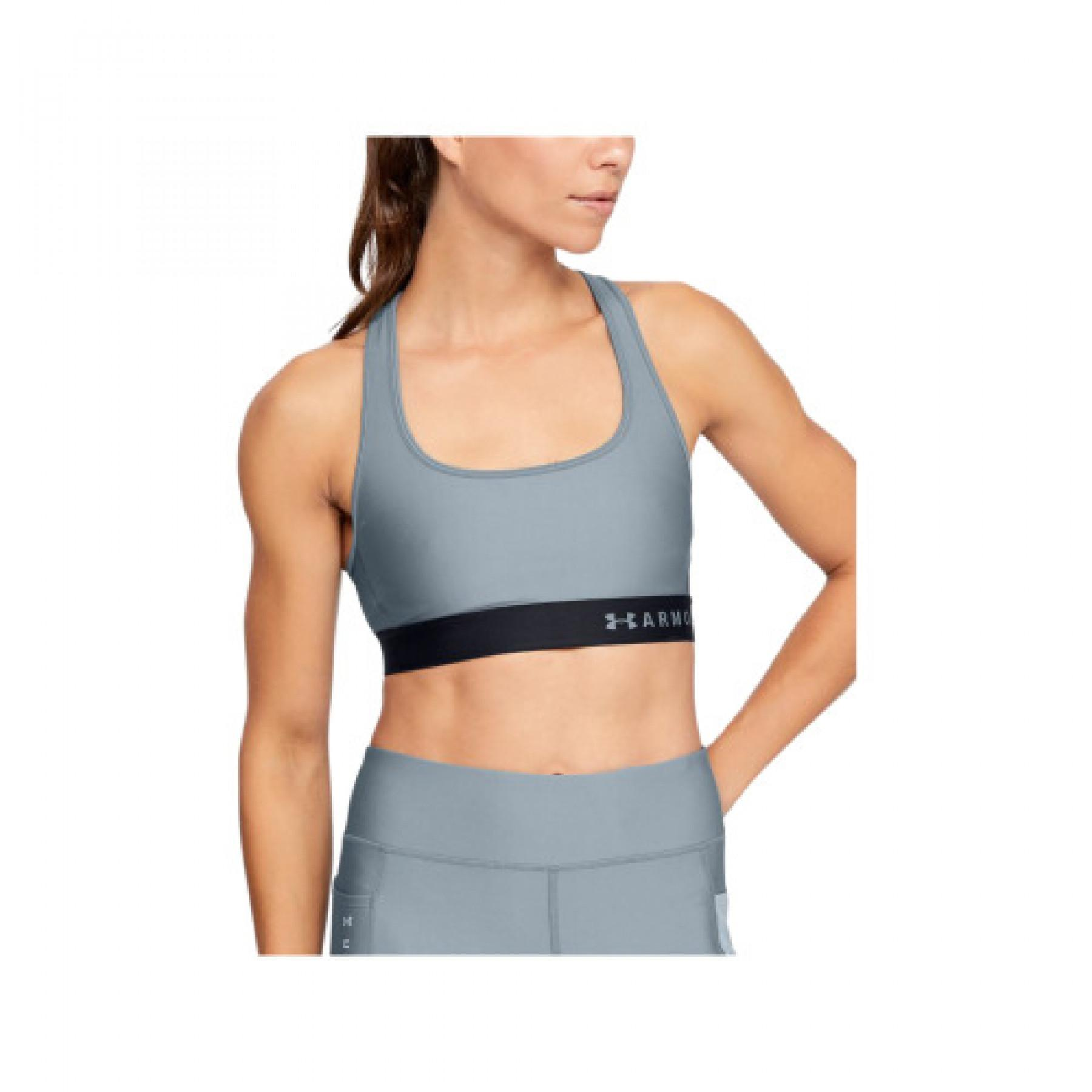 Under Armour Bra woman Mid Crossback Sports