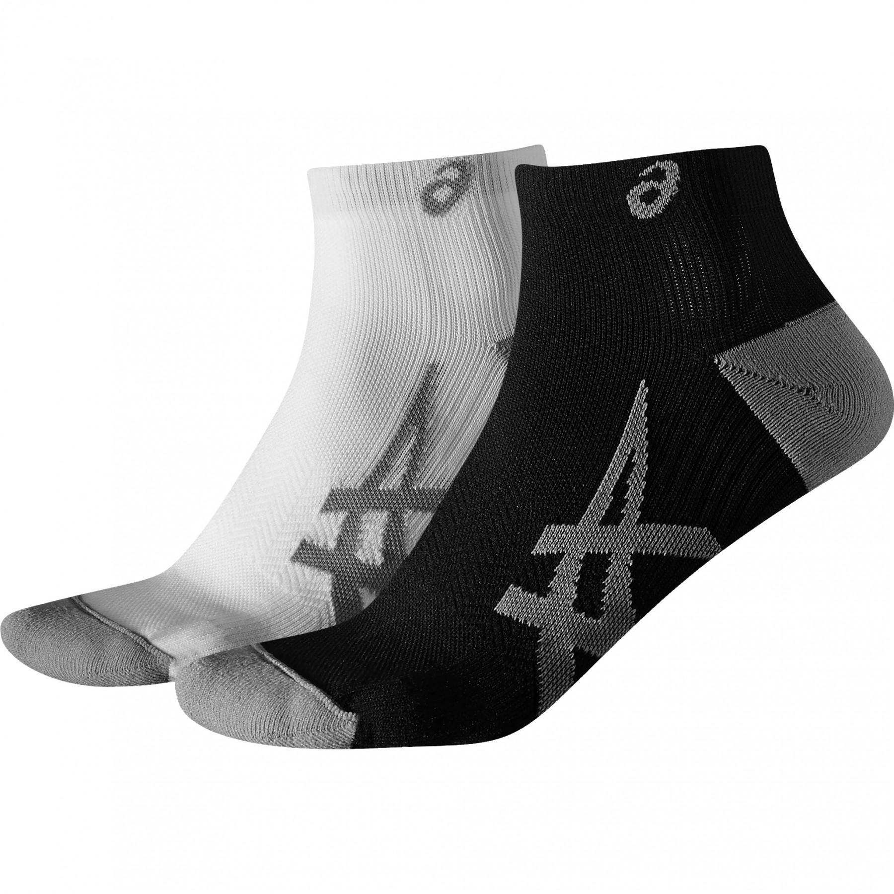 Pack of 2 Asics Lightweight socks