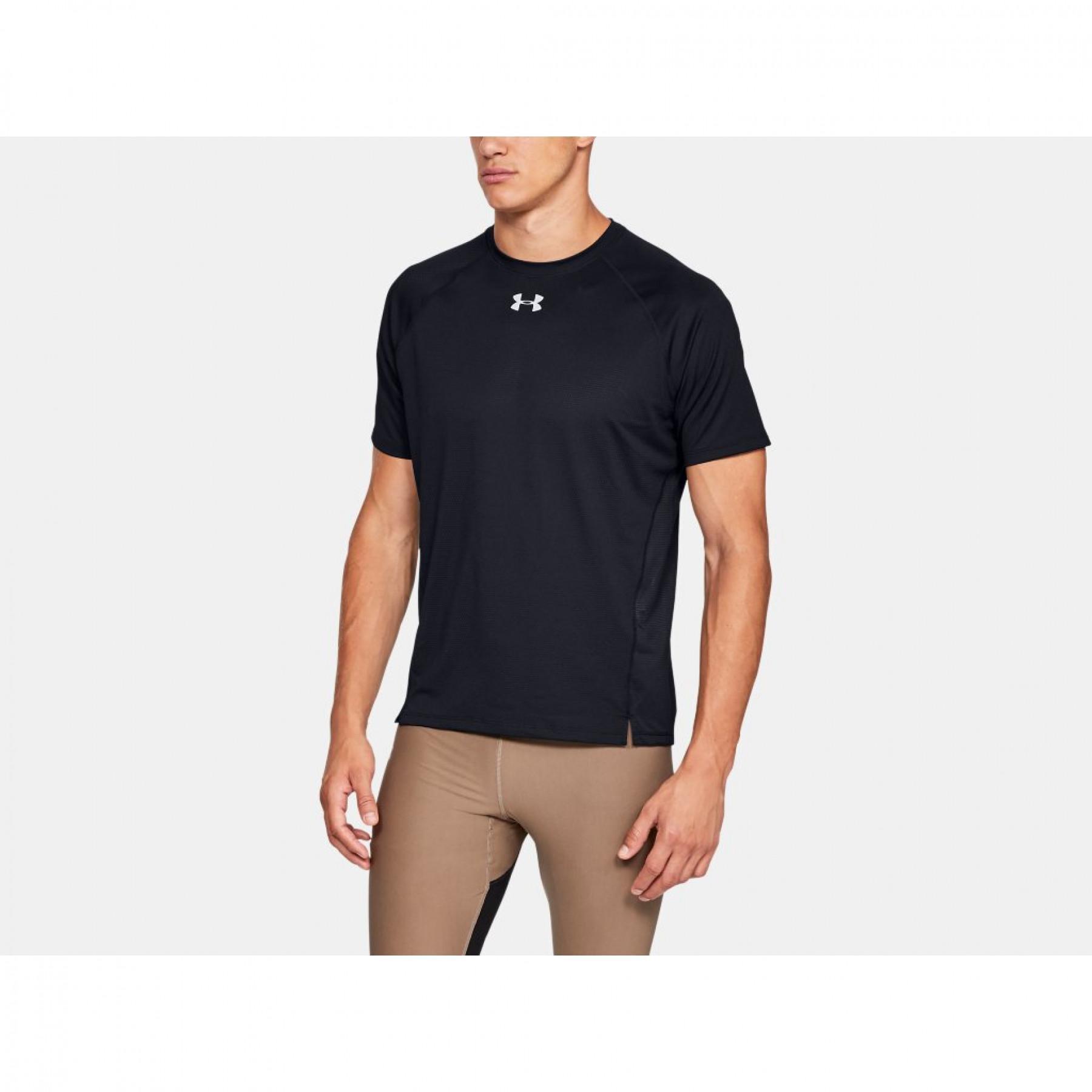 Under Armour Qualifier HexDelta T-shirt