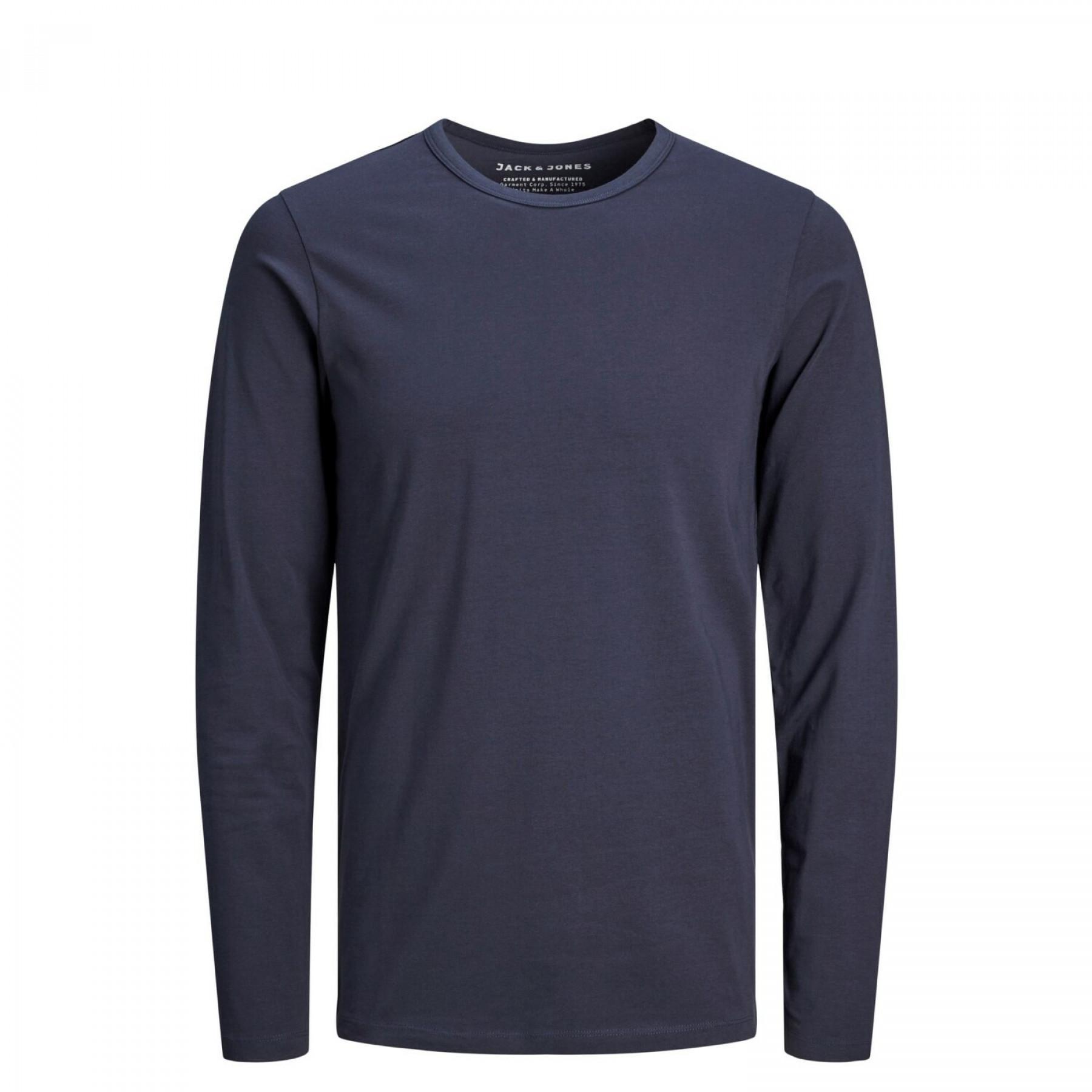 Long sleeve T-shirt Jack & Jones Basic o-neck
