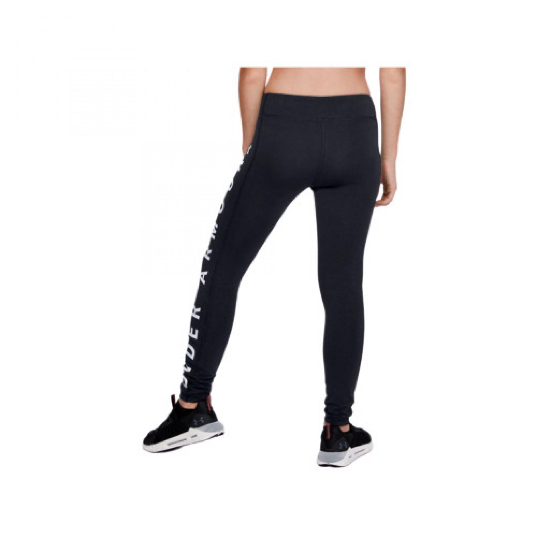 Legging Under Armour daughter sportstyle Branded