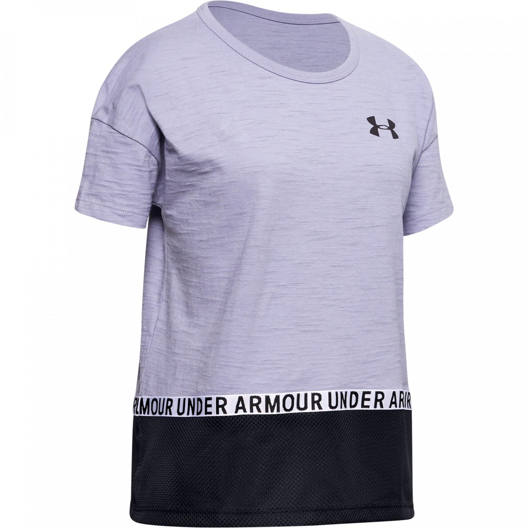 T-Shirt cotton scratched Under Armour Charged