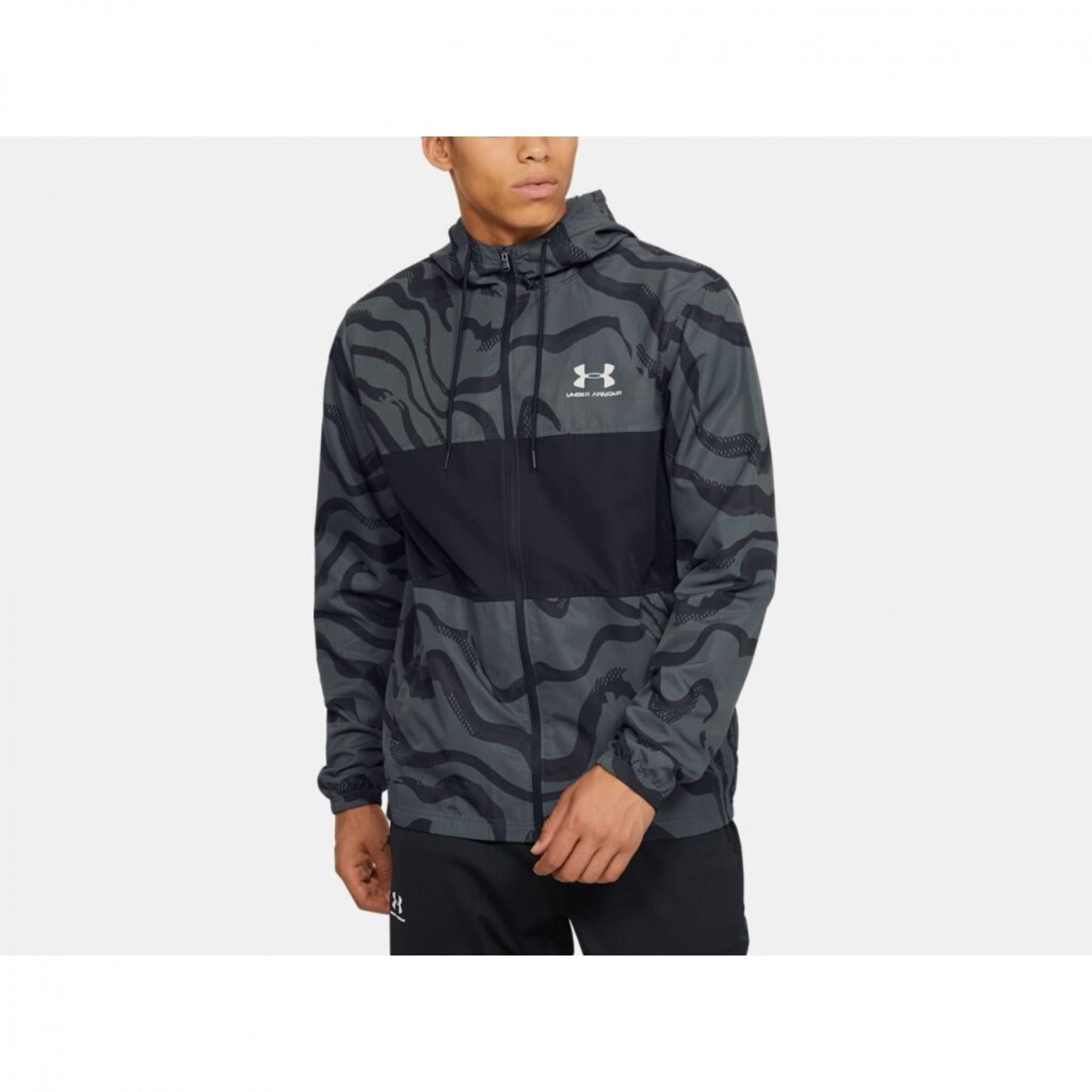 Jacket Under Armour sportstyle Wind Printed