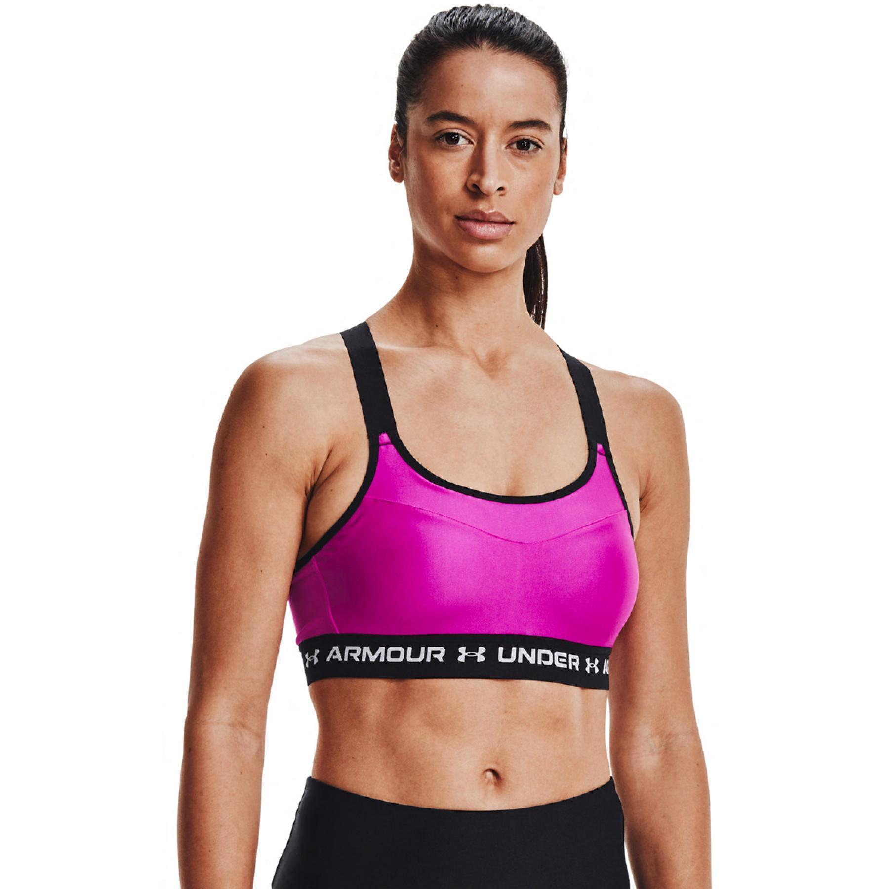Under Armour Women's High Crossback Sports Bra