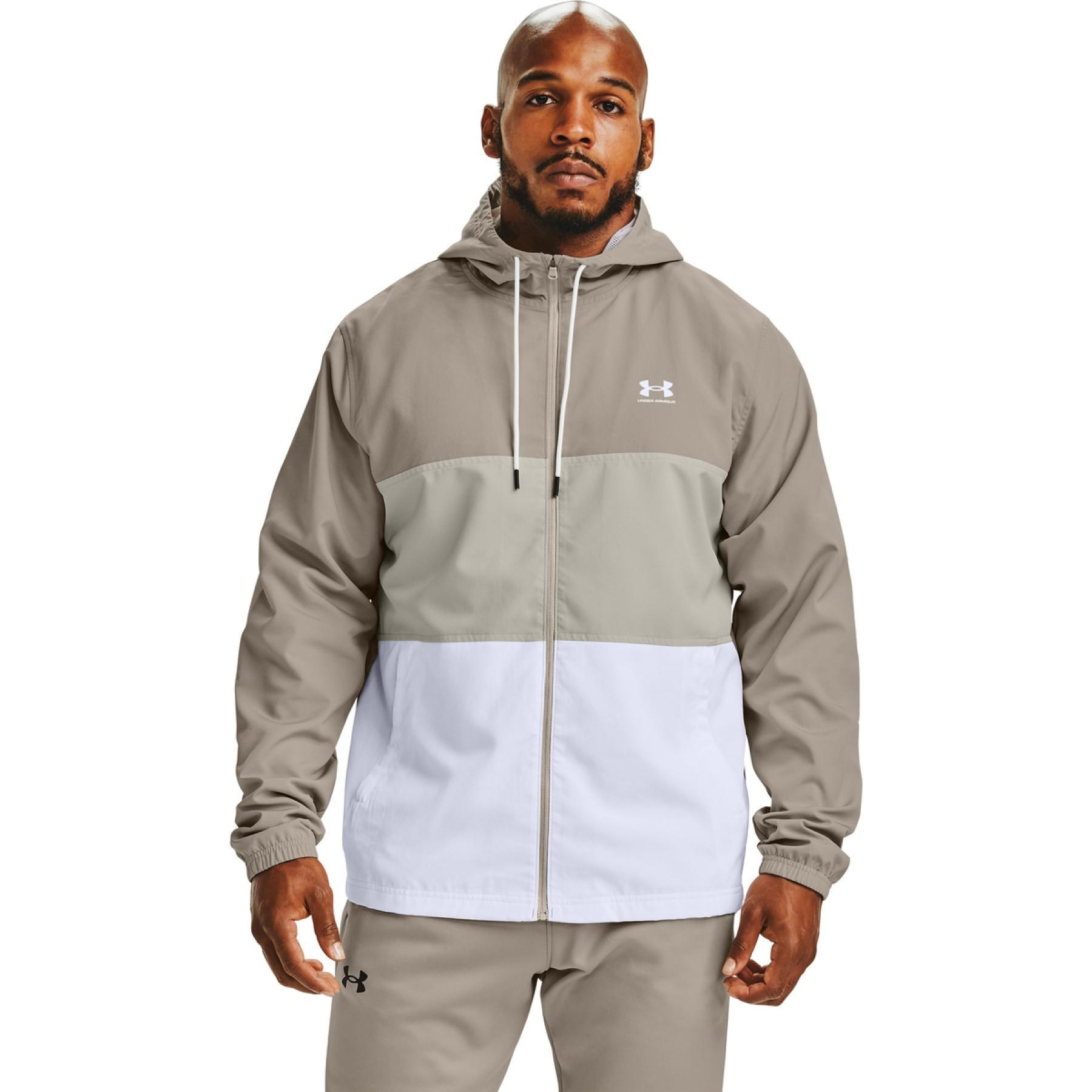 Sportstyle Wind Full Zip Under Armour Jacket
