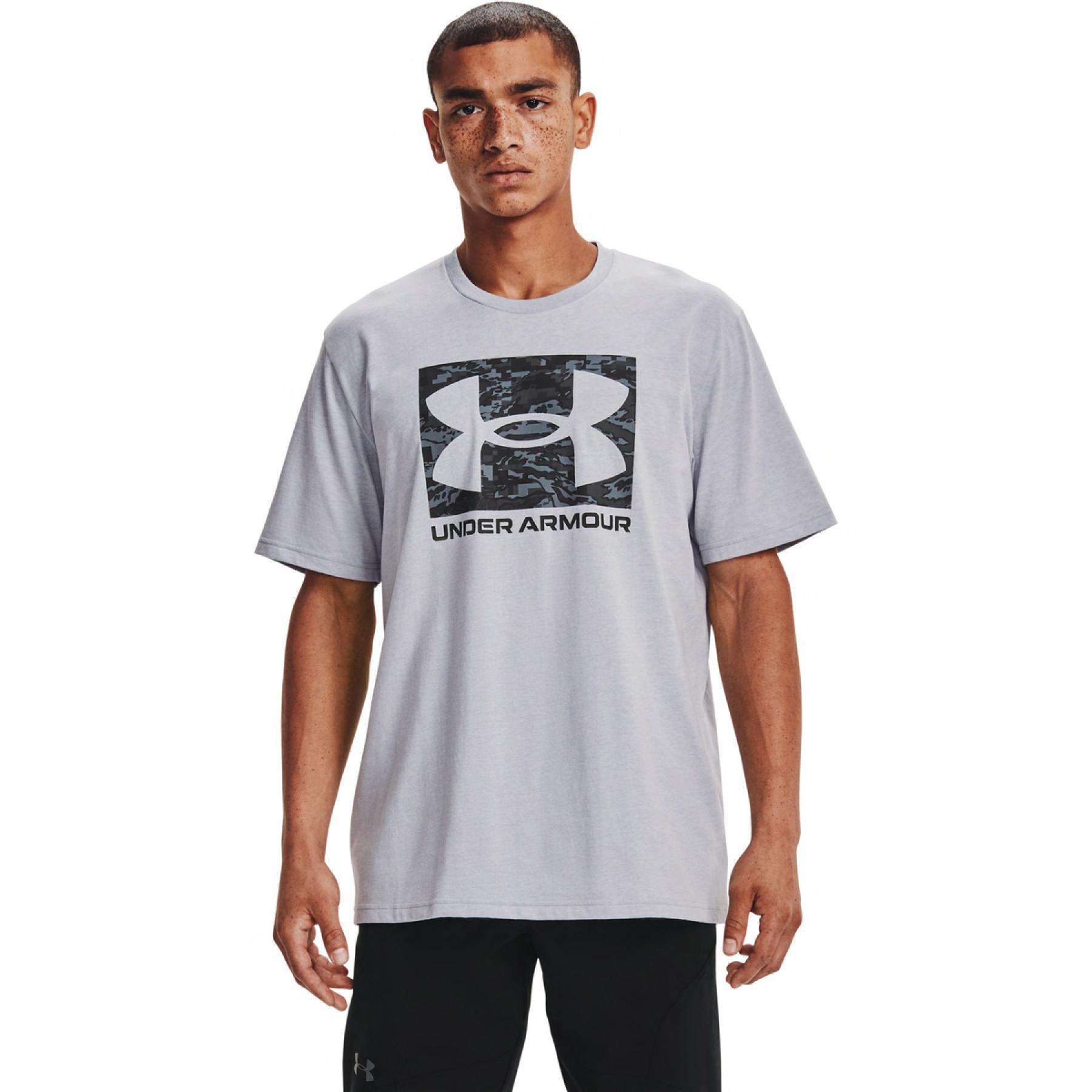 T-shirt Under Armour à manches courtes ABC Camo Boxed Logo
