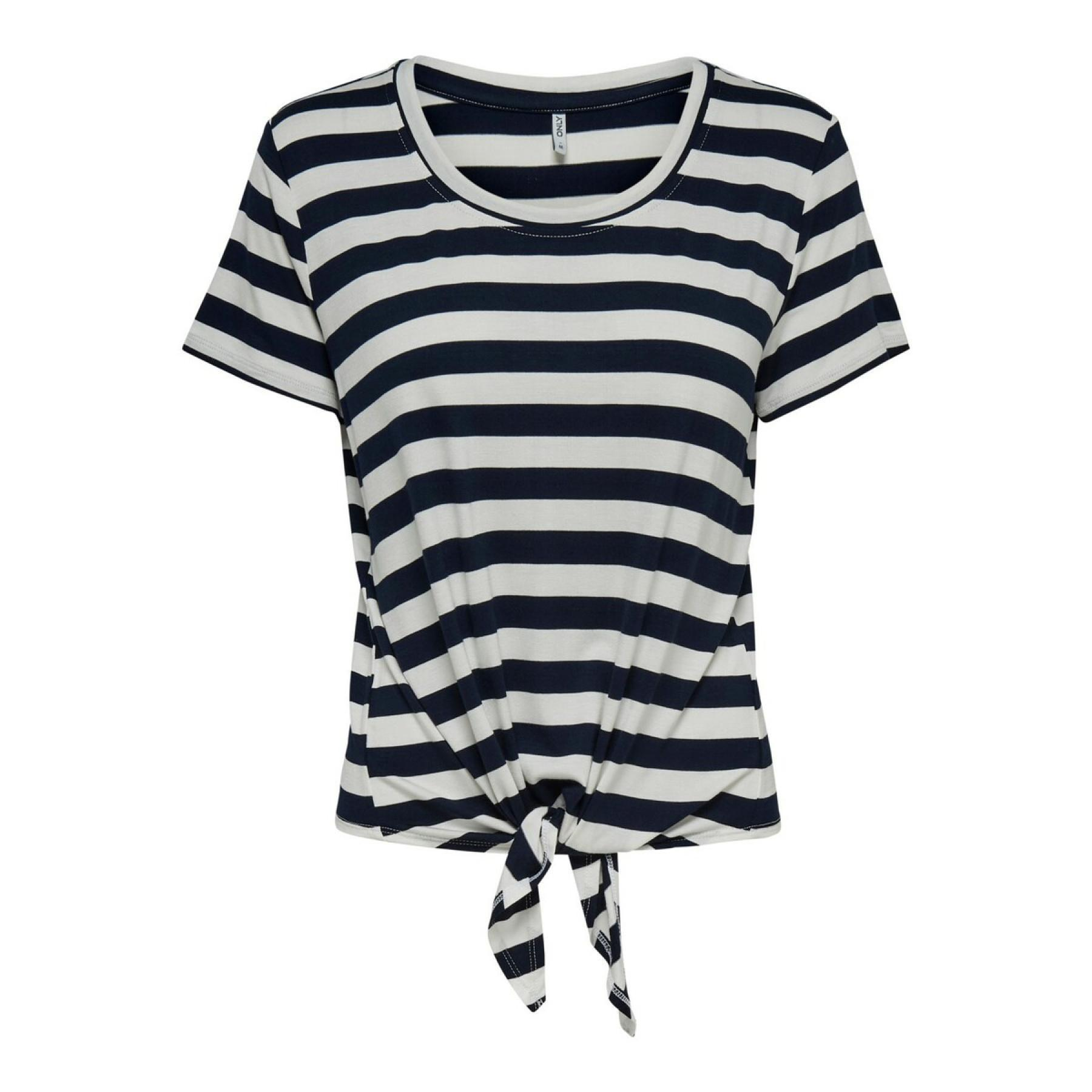 Women's T-shirt Only Arli manches courtes