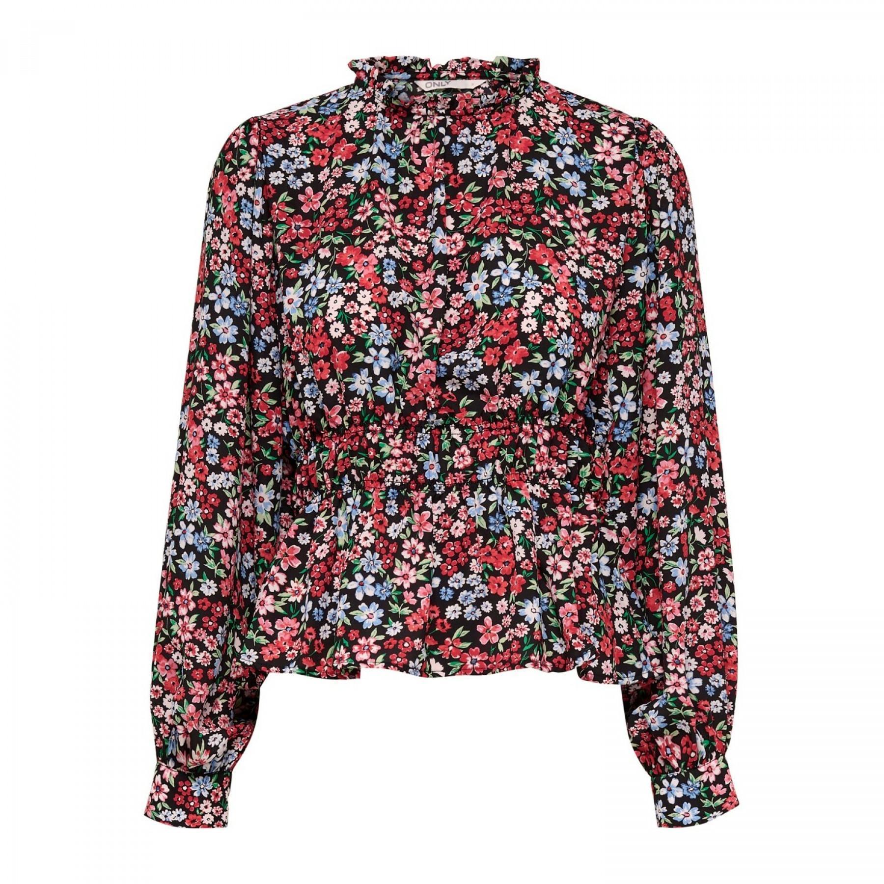 Women's long sleeve blouse Only onltamara