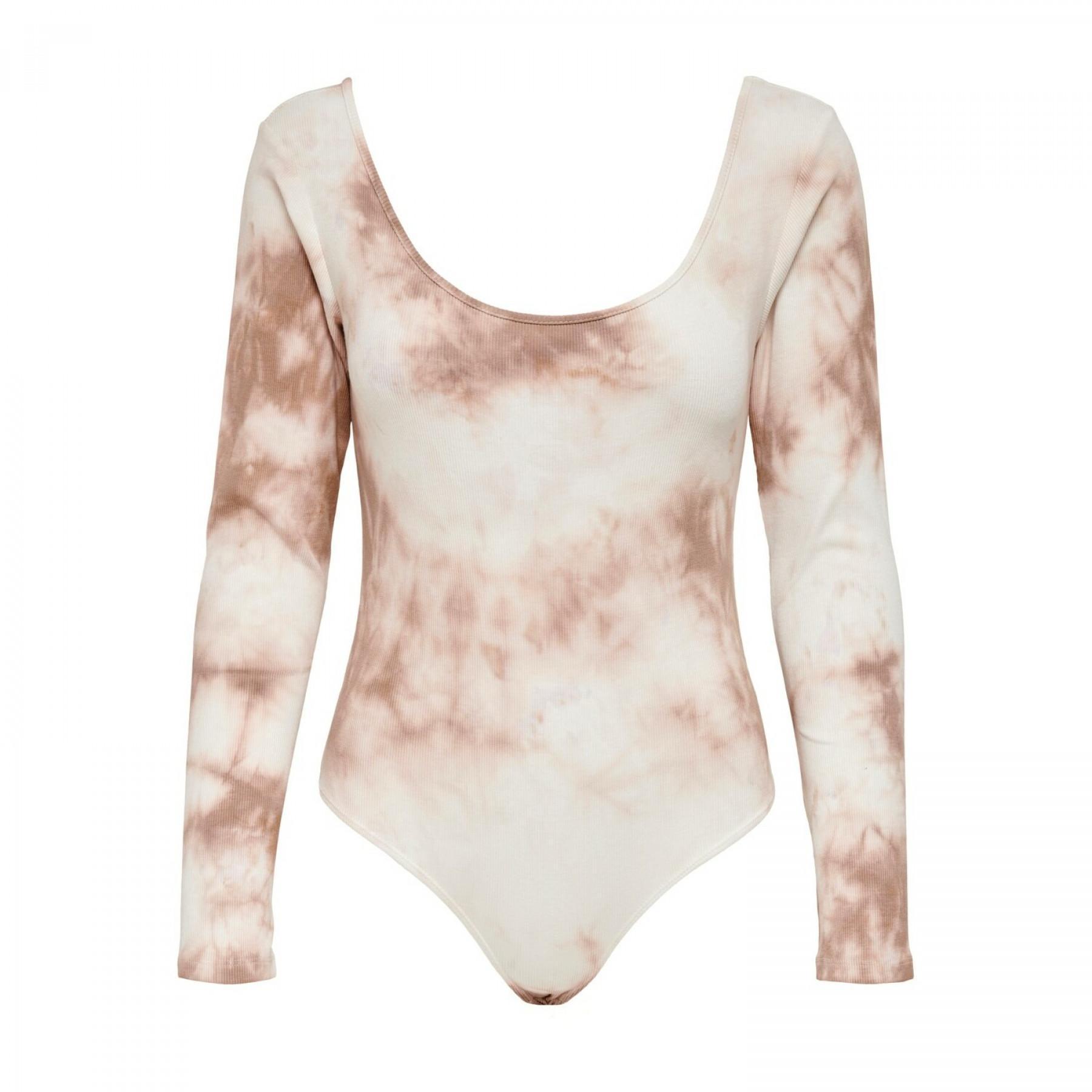 Women's long sleeve bodysuit Only onlseven