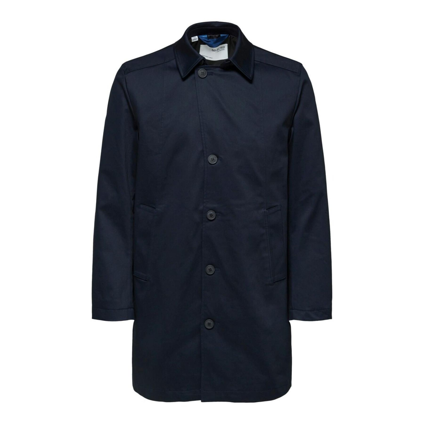 Selected New timeless coat
