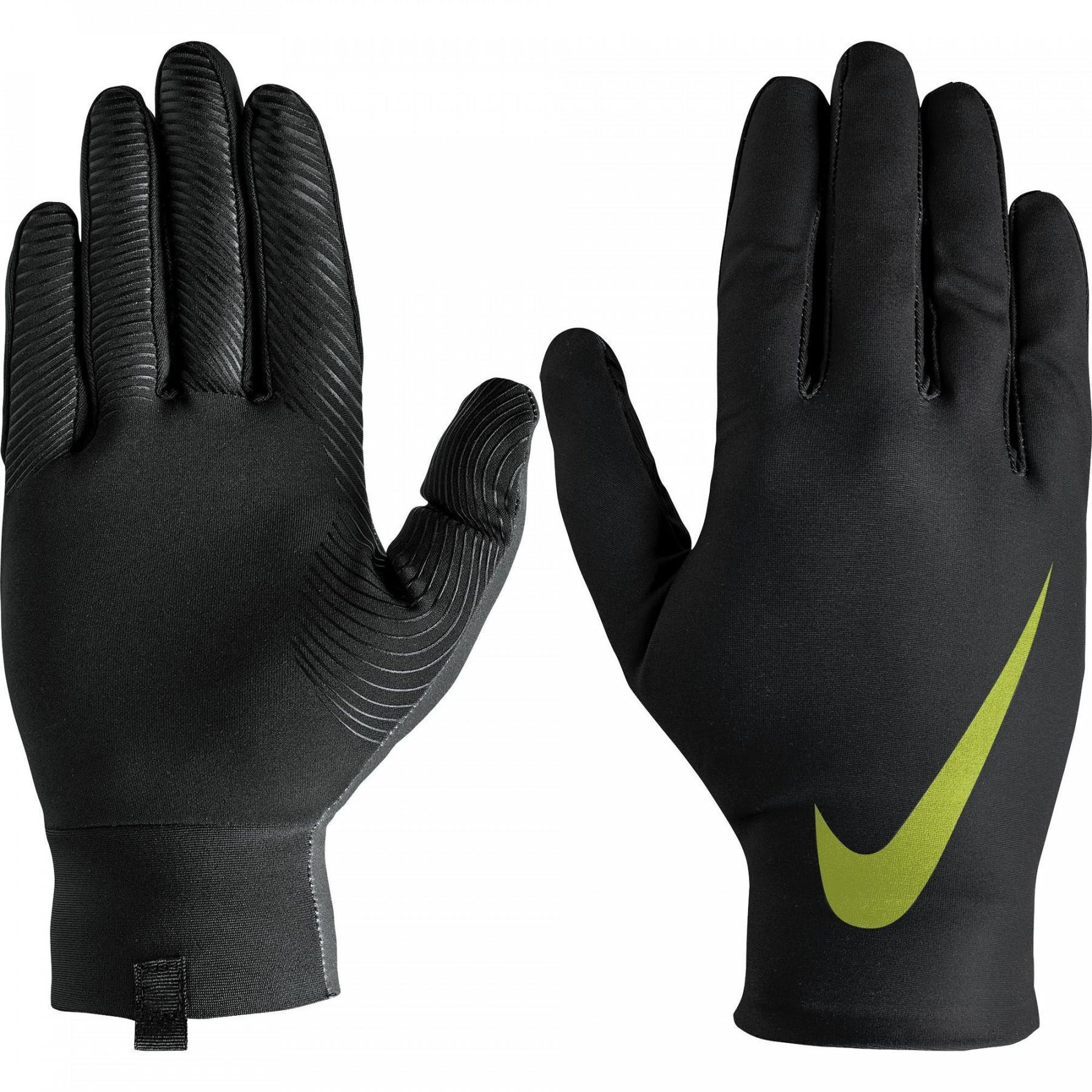 Women's gloves Nike base layer