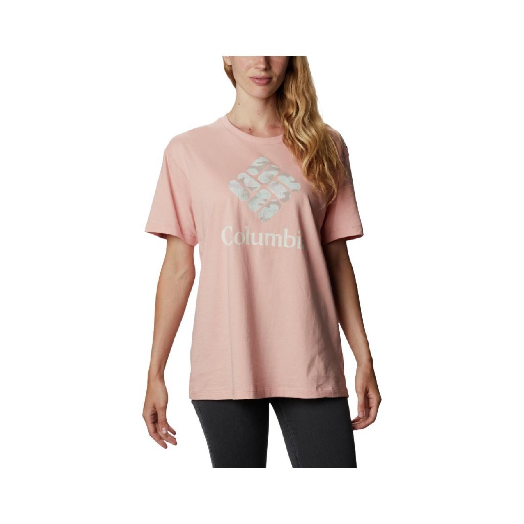 Women's T-shirt Columbia Park Relaxed