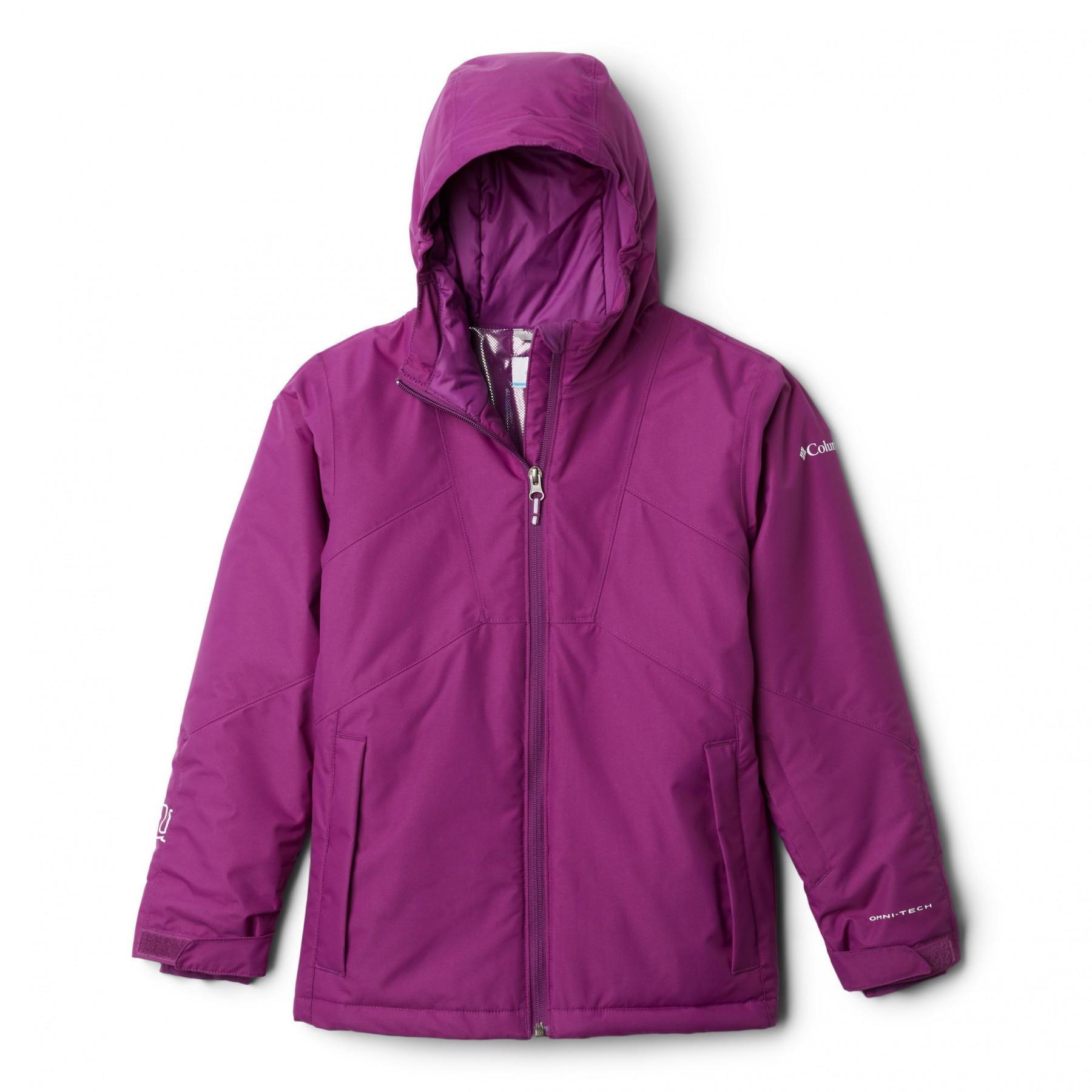 Girl's Columbia Alpine Diva Jacket