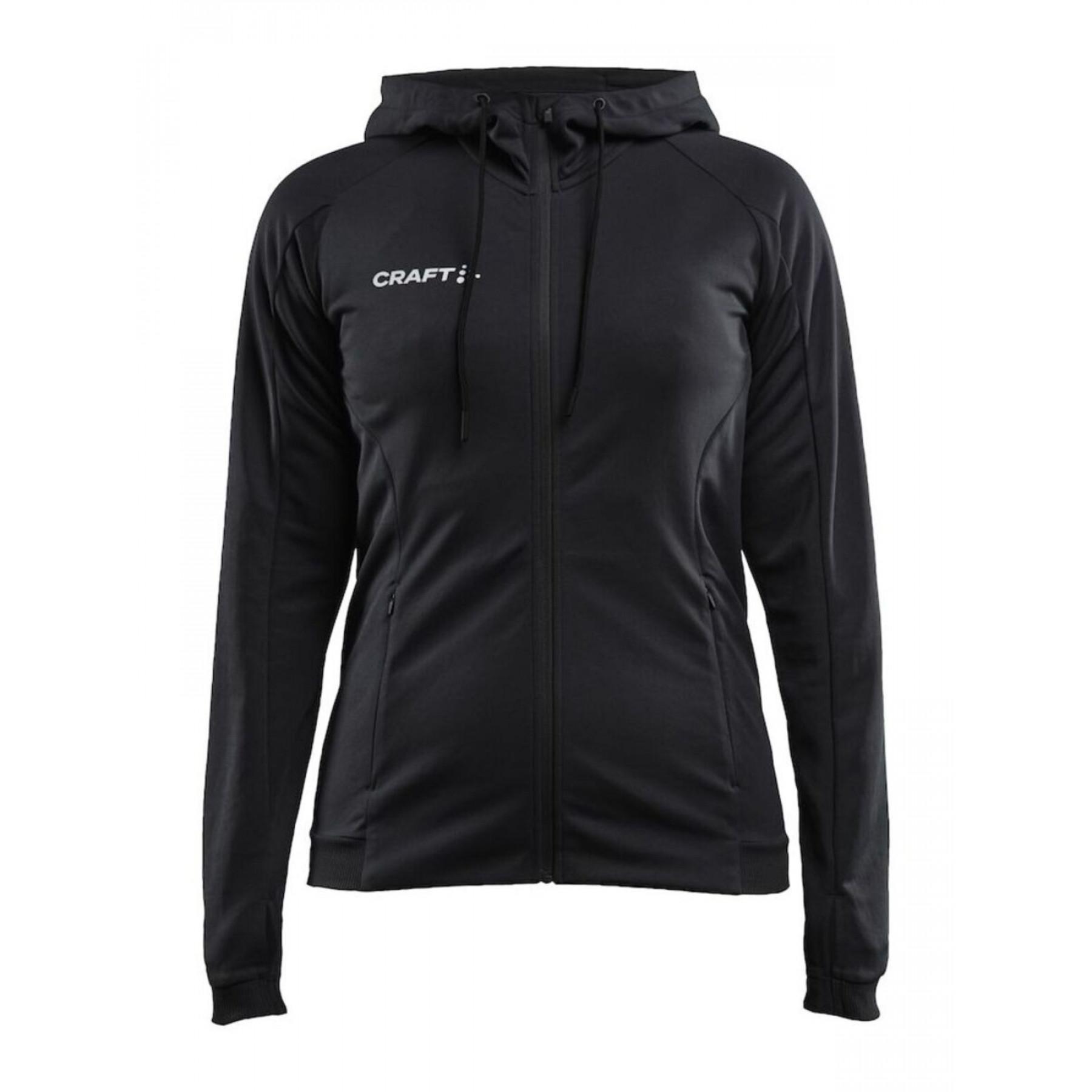 Jacket woman Craft core soul full zip