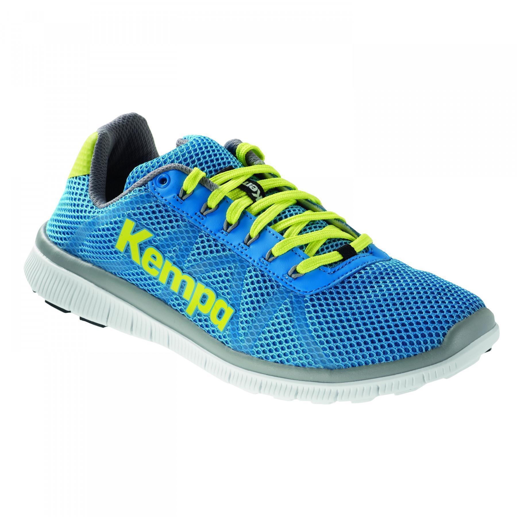 Shoes Kempa K-Float Bleu/jaune