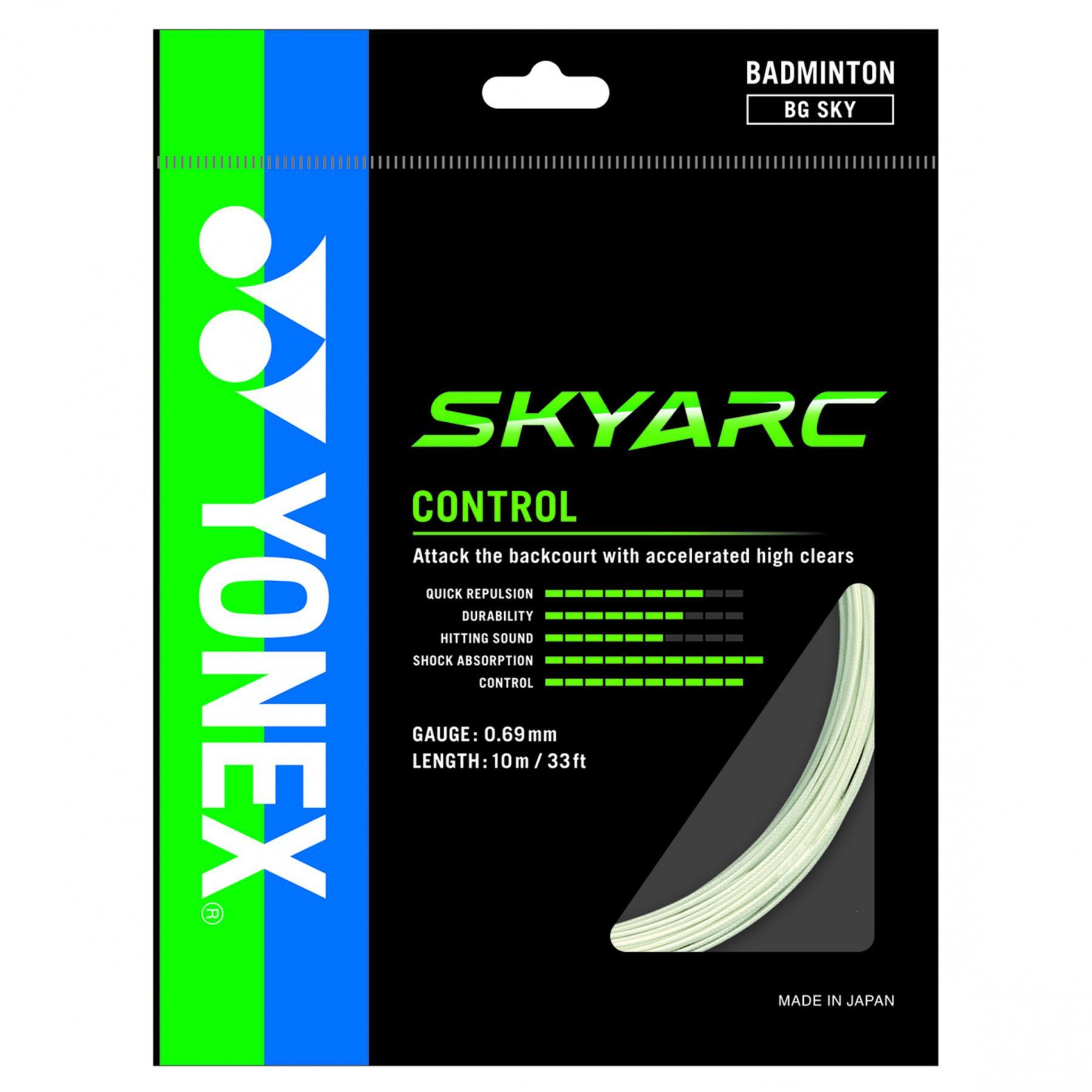 Yonex BG Skyarc Badminton String