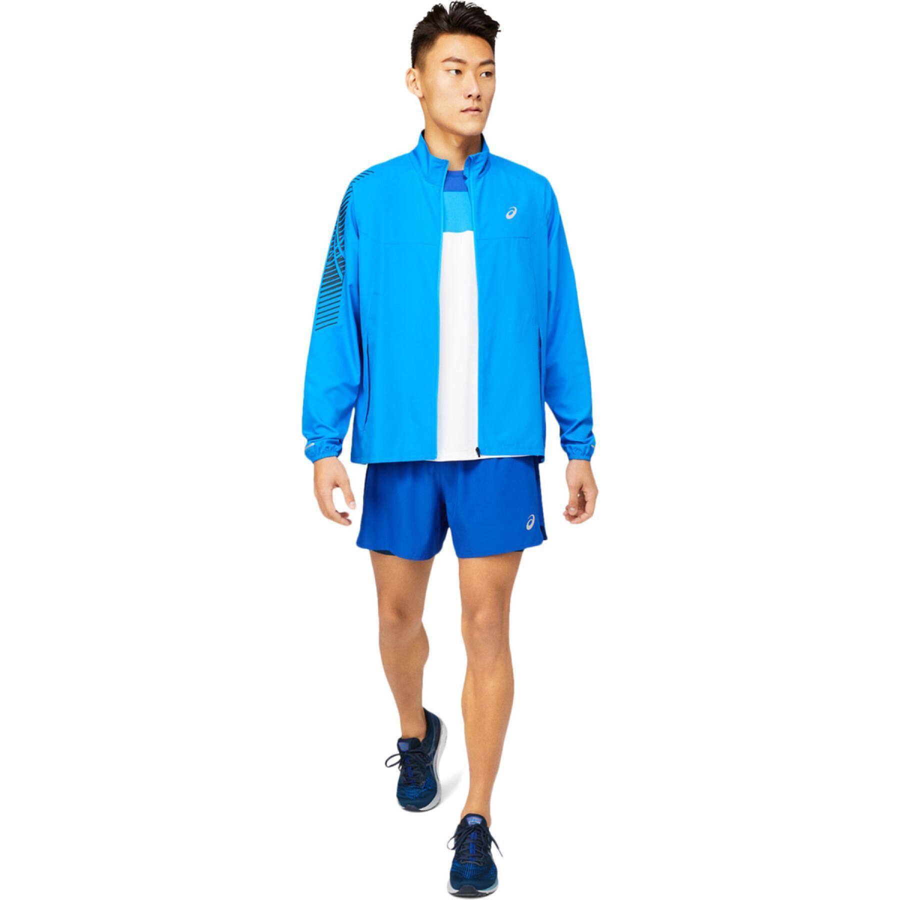 Jacket Asics Icon