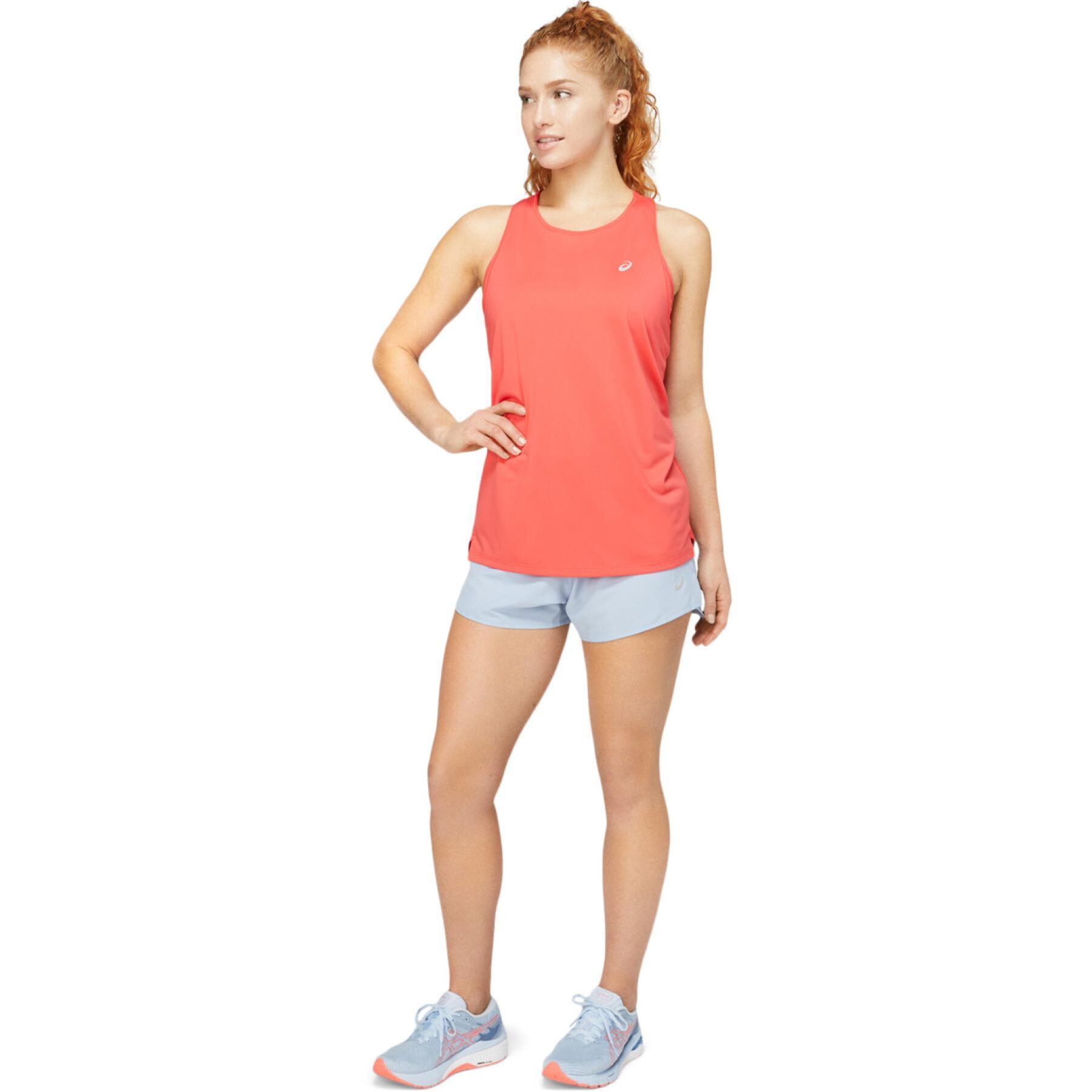 Women's sleeveless jersey Asics Race Sleeveless