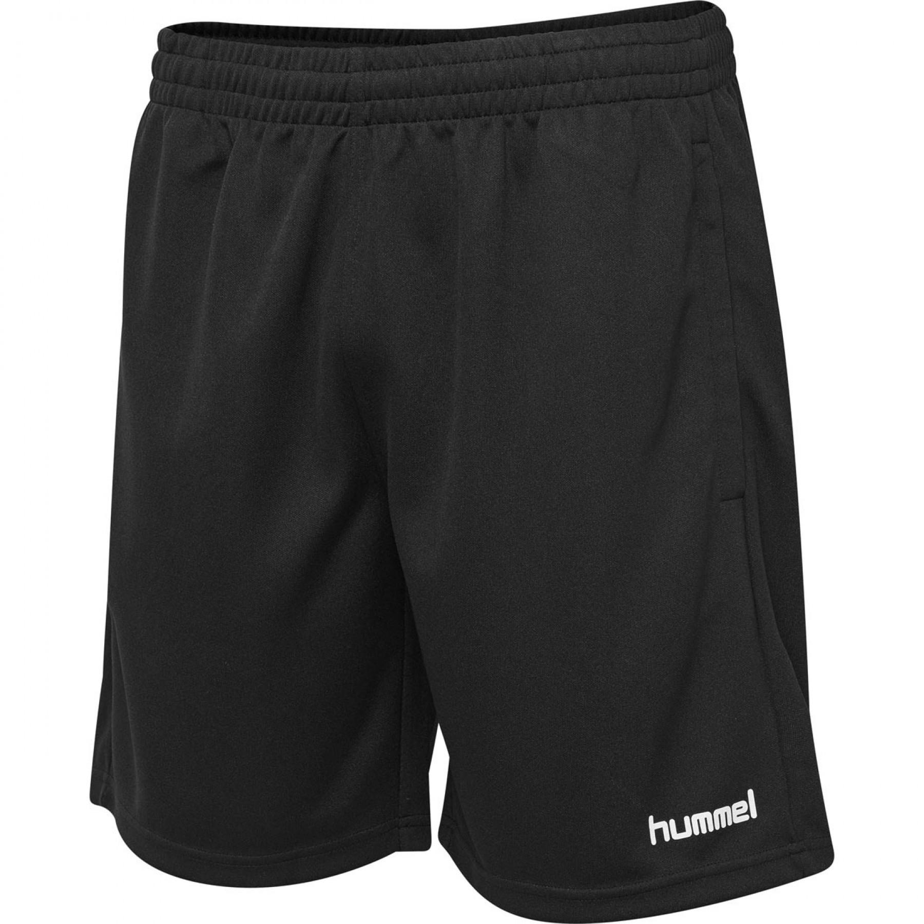 Shorts Hummel Coach Core Poly
