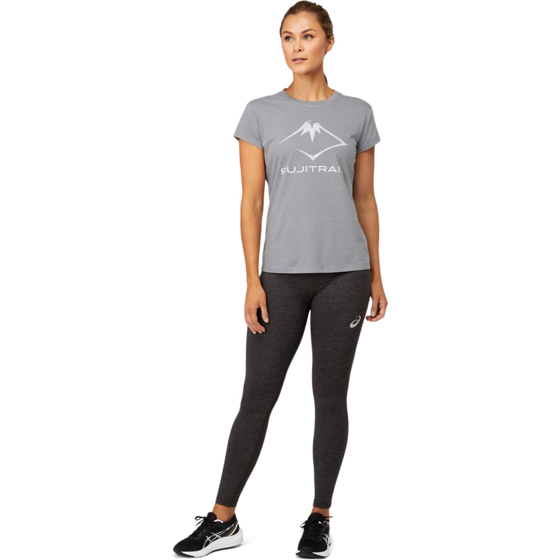 Women's T-shirt Asics Fuji Trail Tea