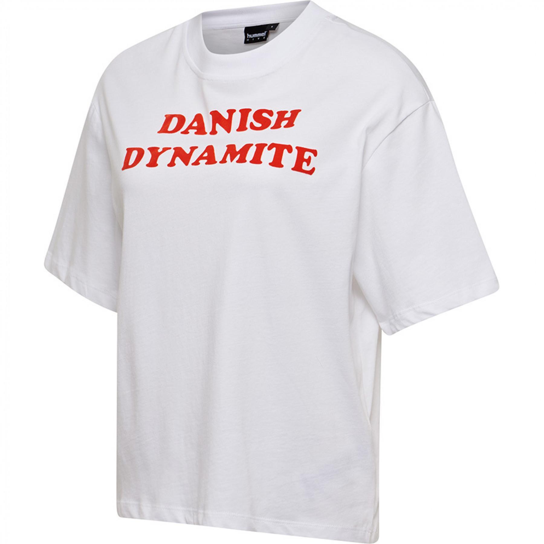 T-Shirt Hummel ava