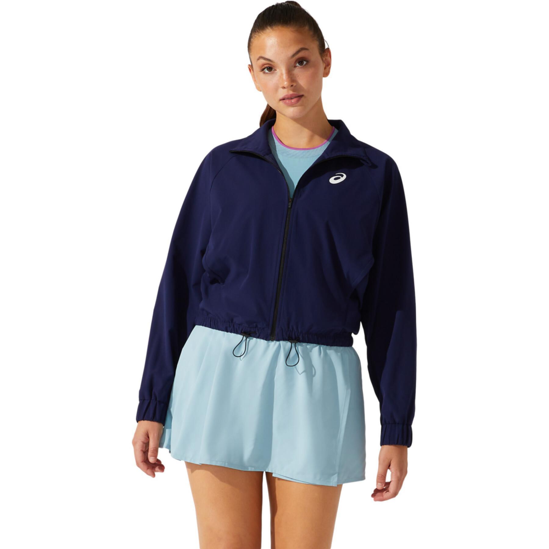 Jacket woman Asics MatchWoven