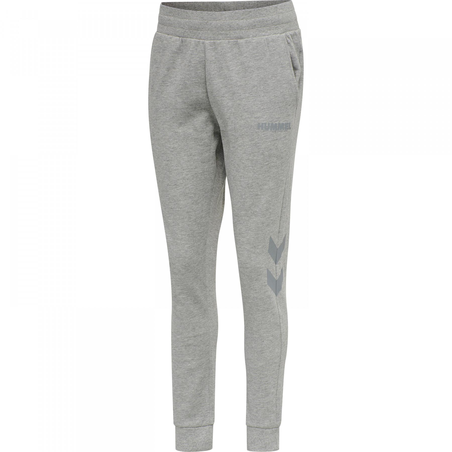 Women's trousers Hummel hmllegacy tapered