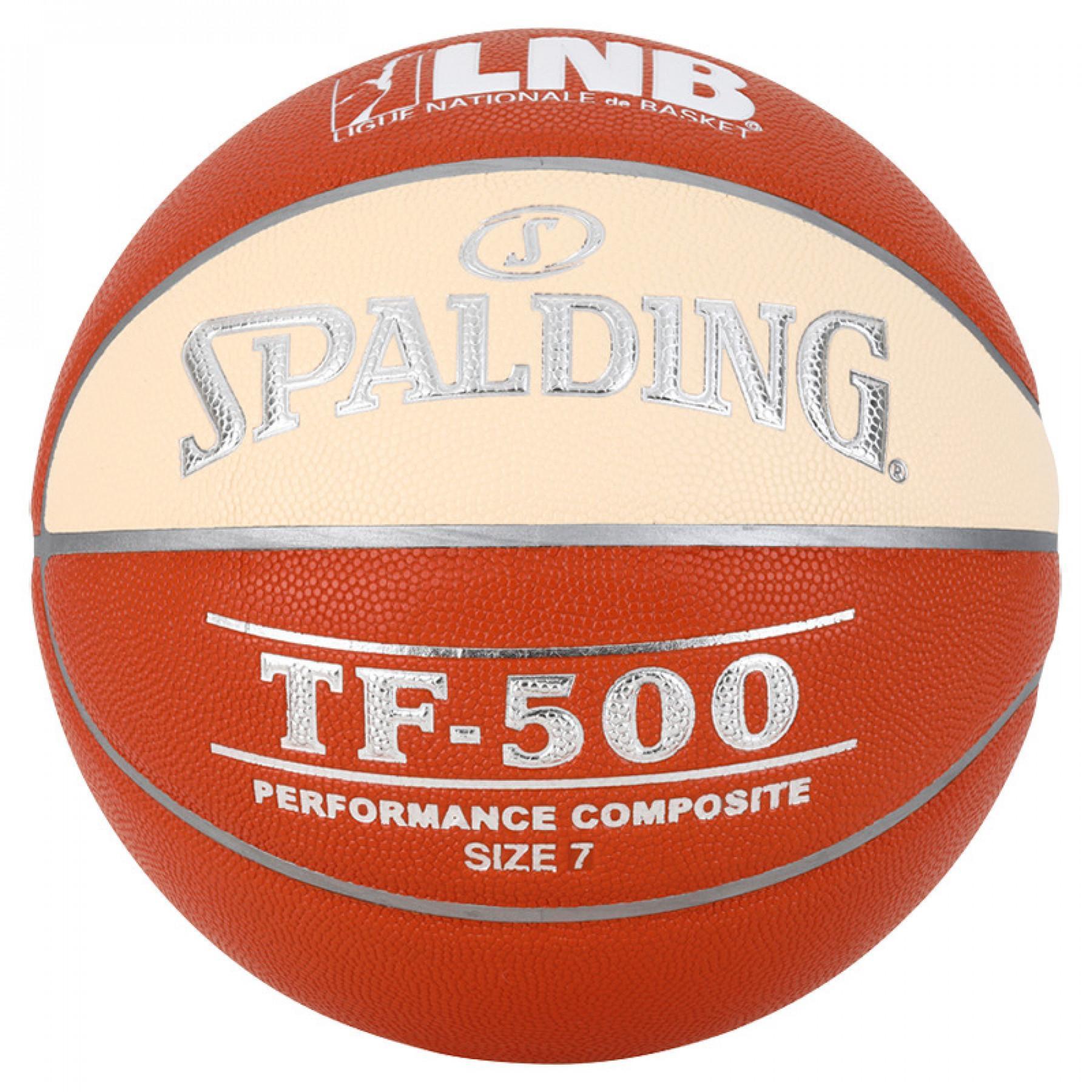 Spalding LNB Tf500 Spalding Ball (76-387z)