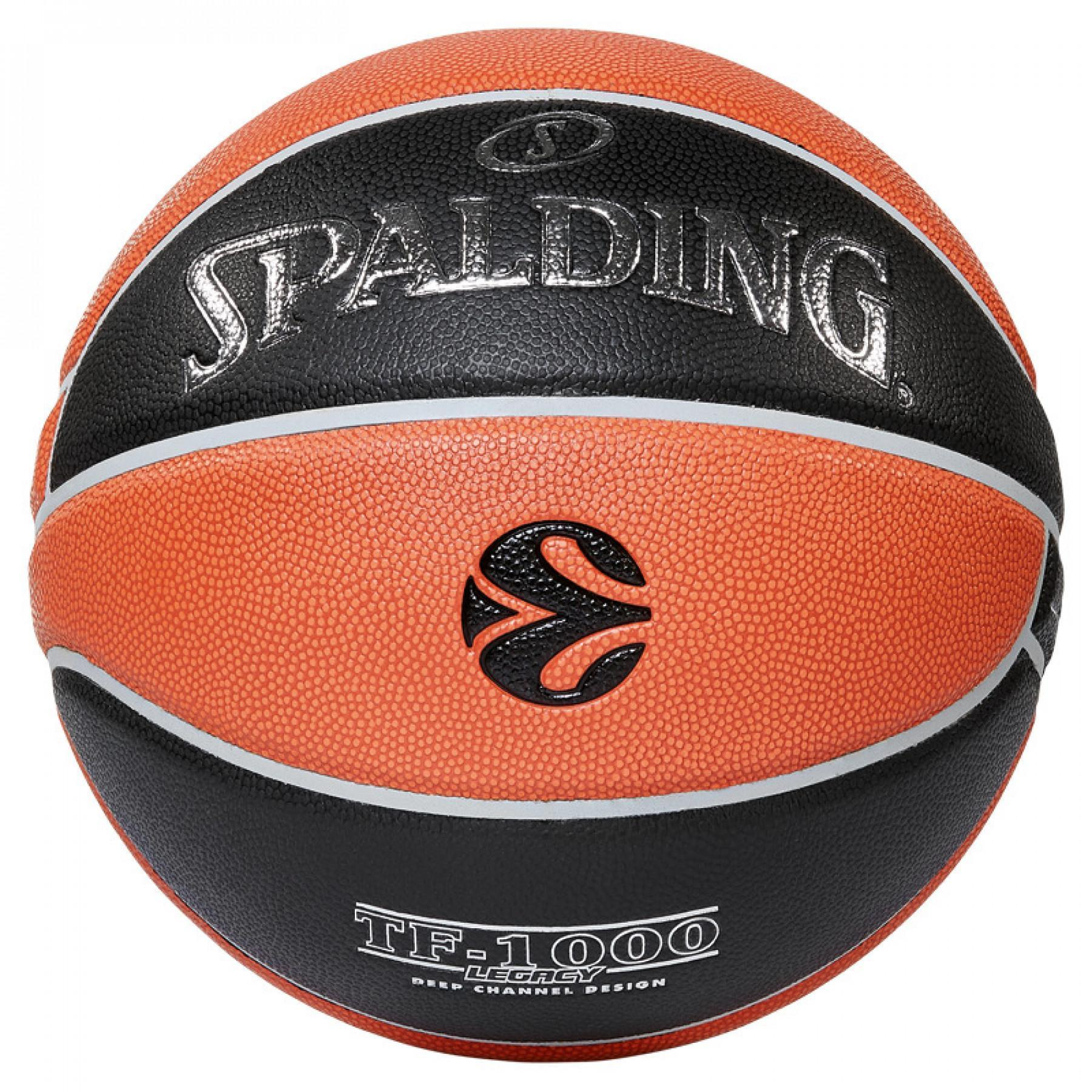 Euroleague Tf1000 Legacy Spalding Ball (84-004z)